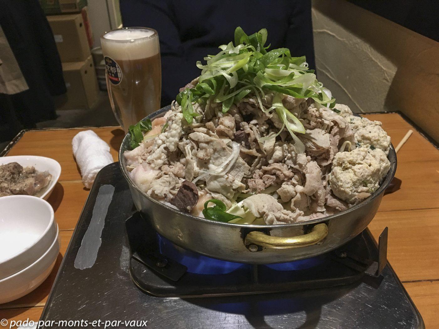 Hot pot à la viande