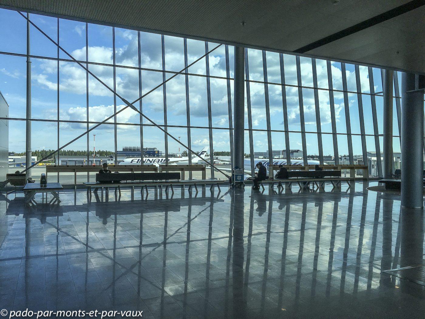 Helsinki aéroport