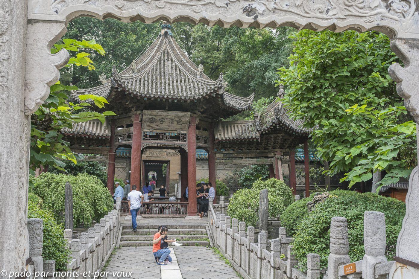 Xian - grande mosquée