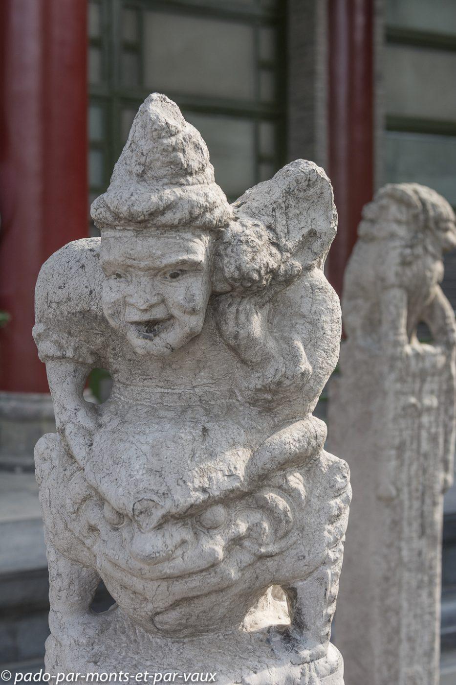 Xi'an - Musée de la forêt de stèles