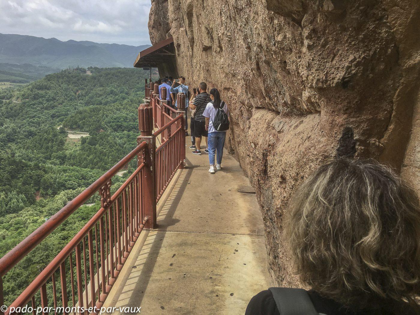 Grottes de Maijishan