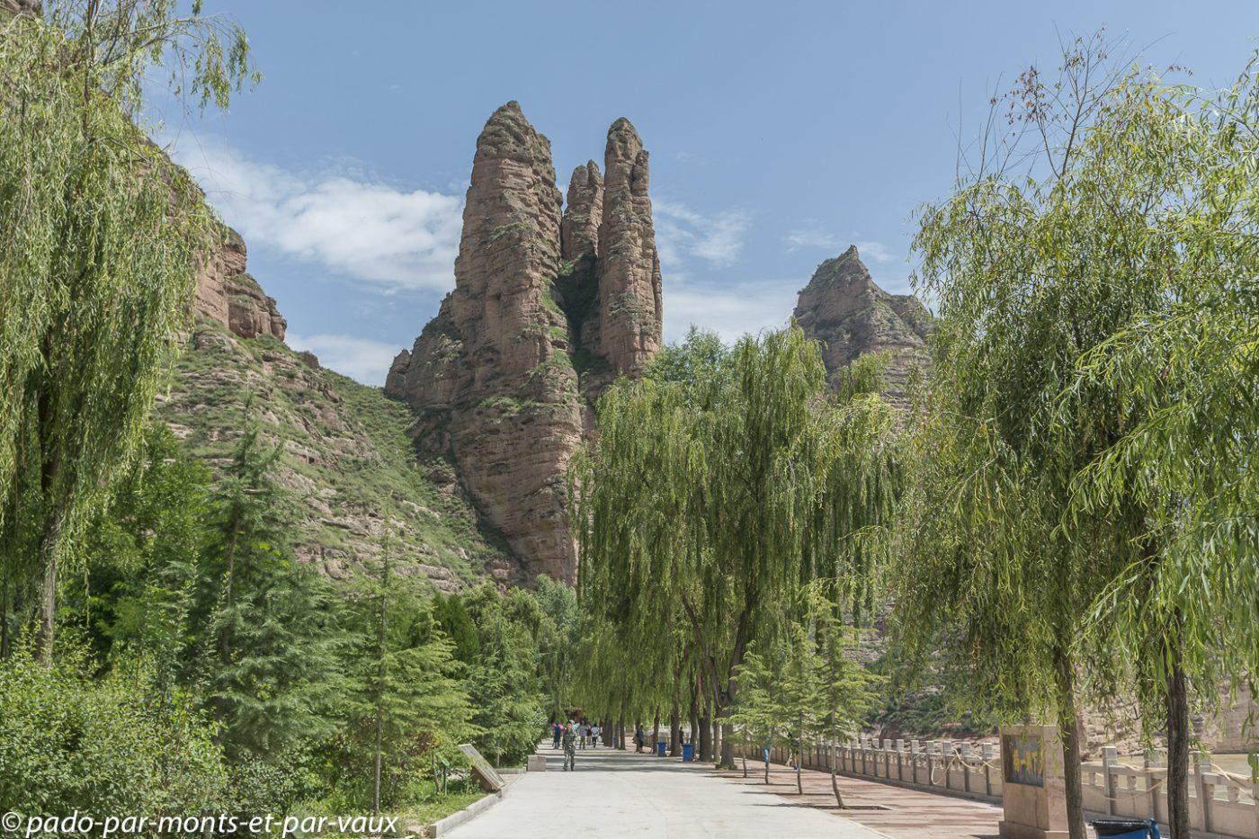 Grottes de Binglingsi