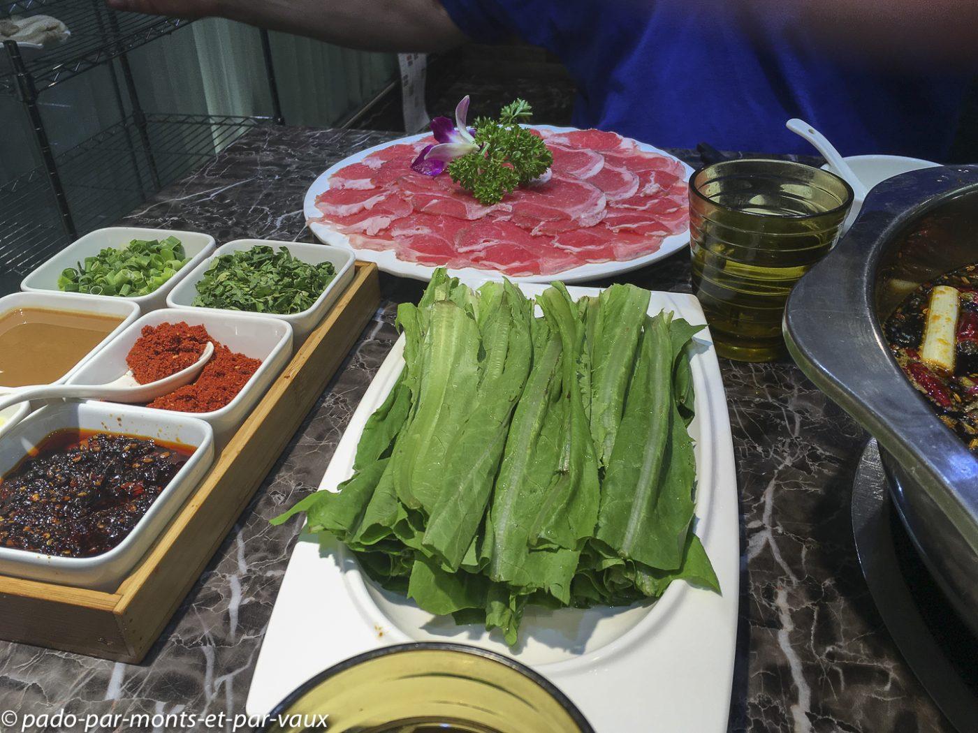 Zhangye - Hotpot