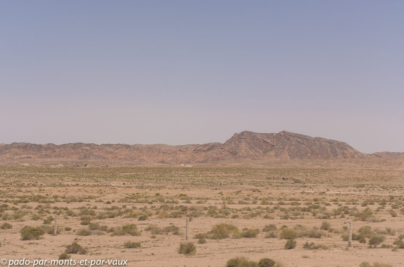 Route vers Dunhuang