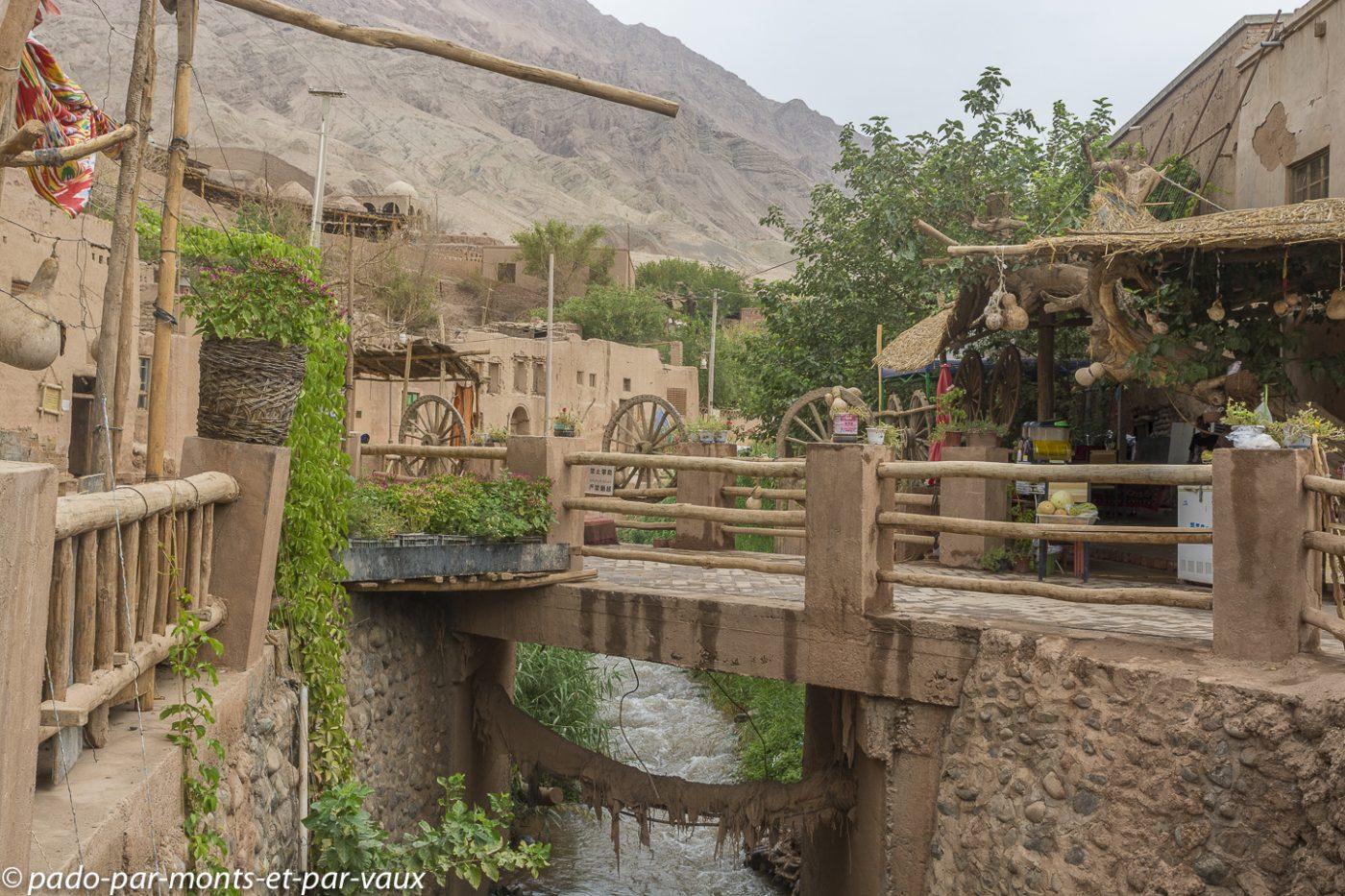 Village de Tuyugou