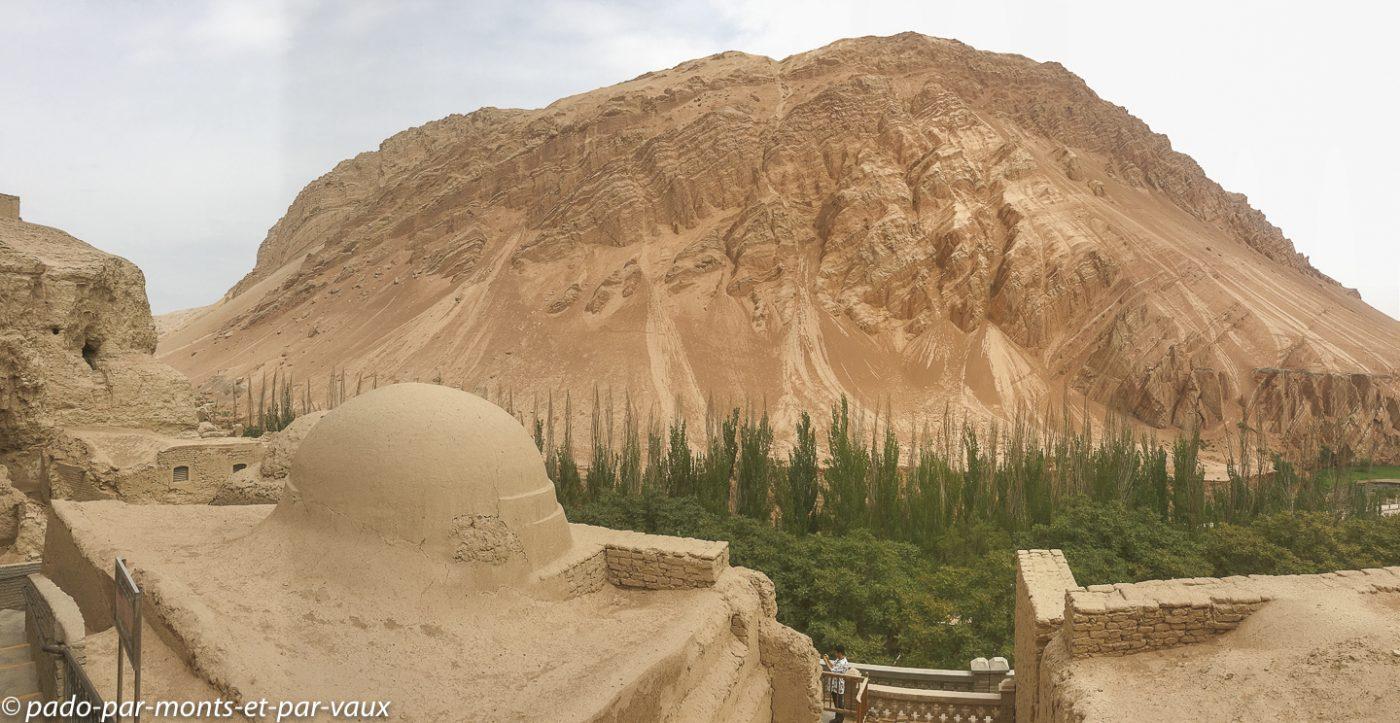 grottes de Bezeklik