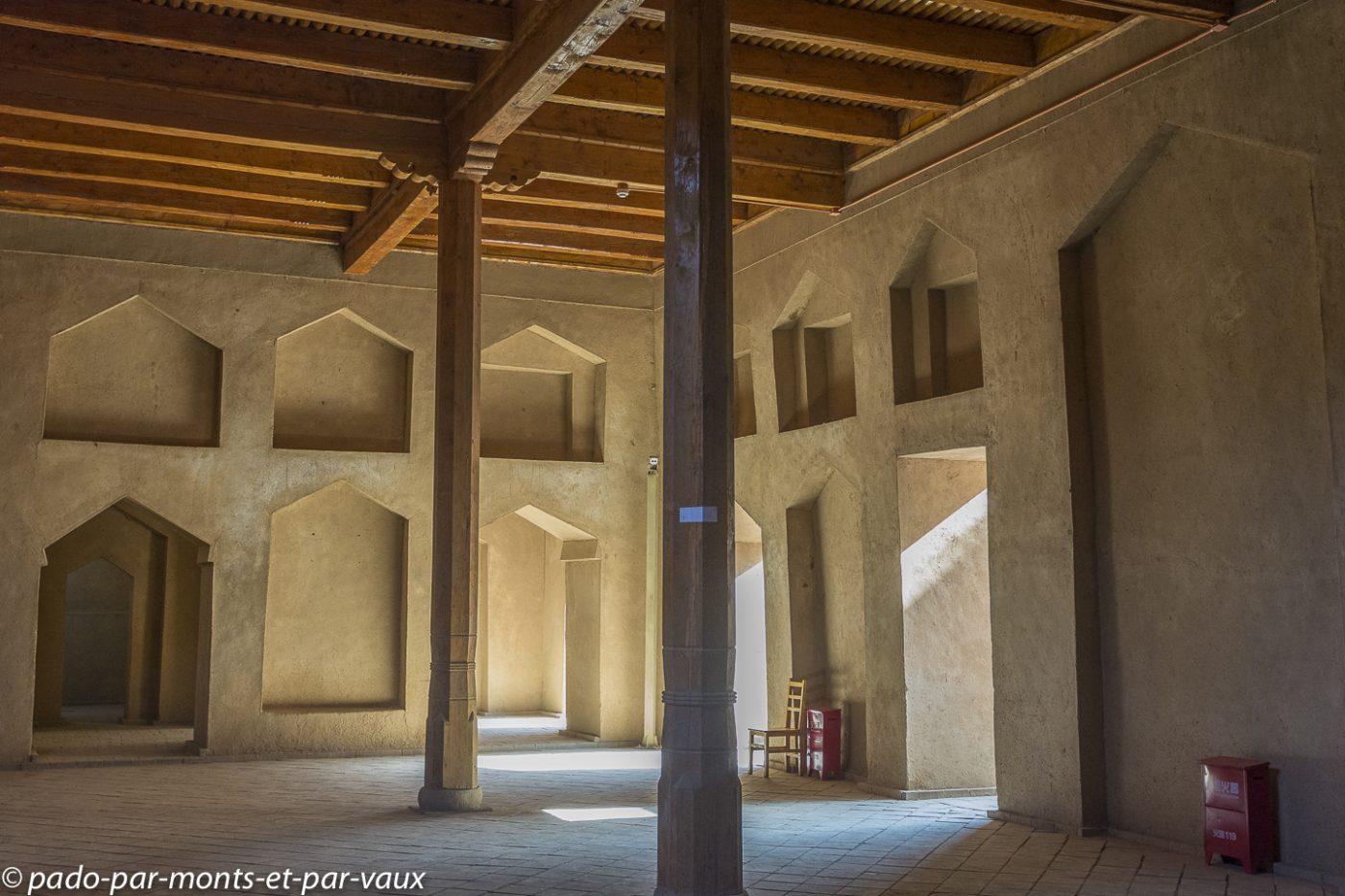 Turpan - Mosquée