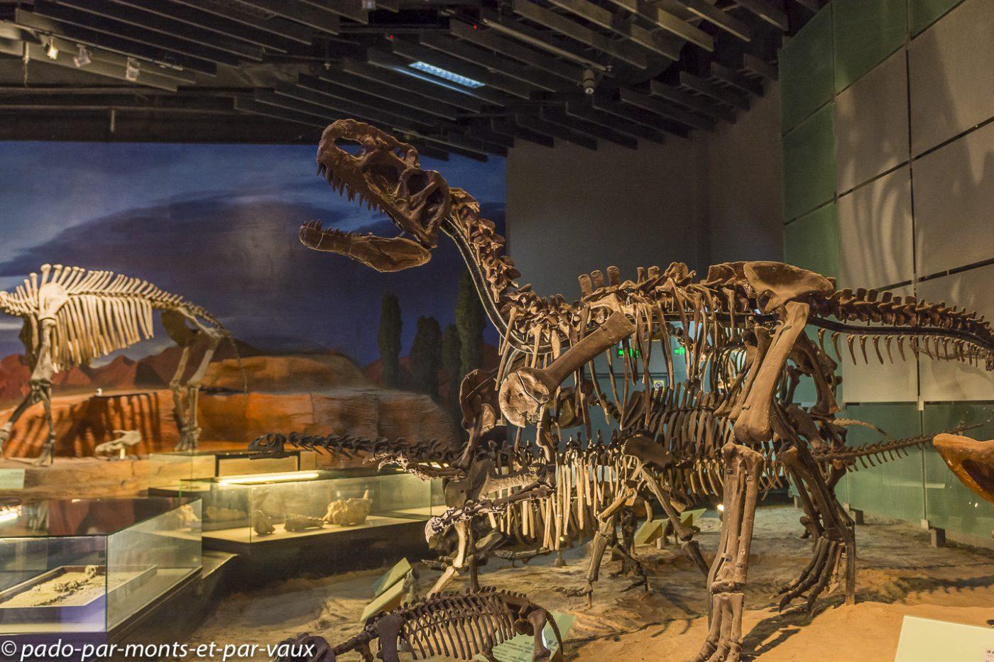 Turpan - musée