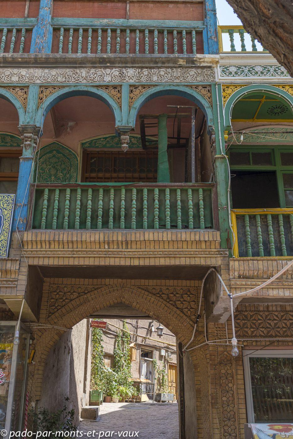 Kashgar - vieille ville