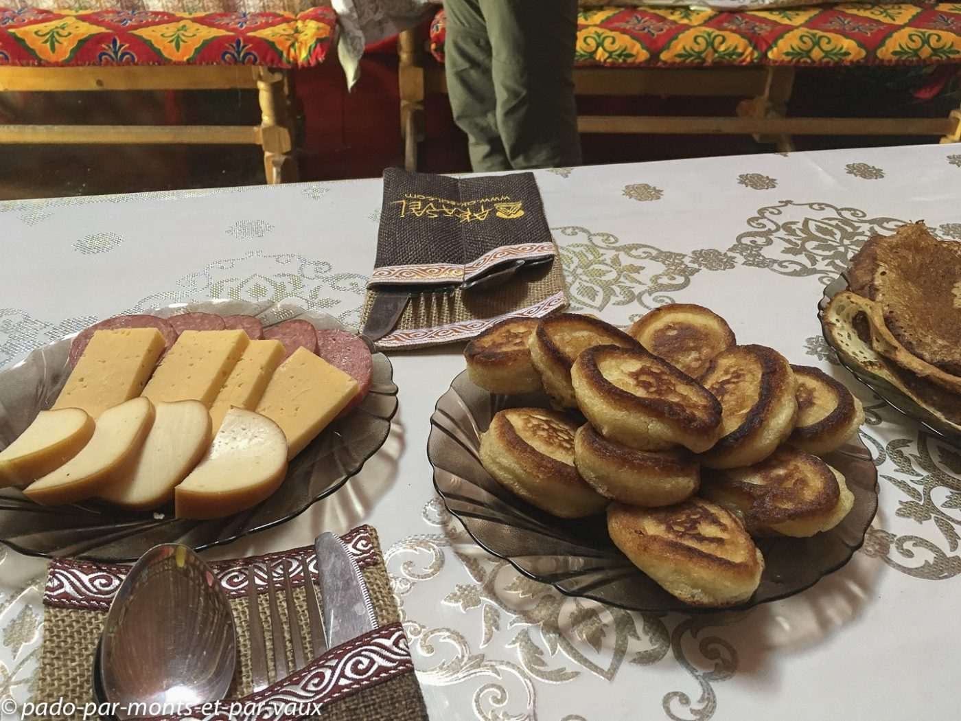 Tash Rabat - Petit déjeuner
