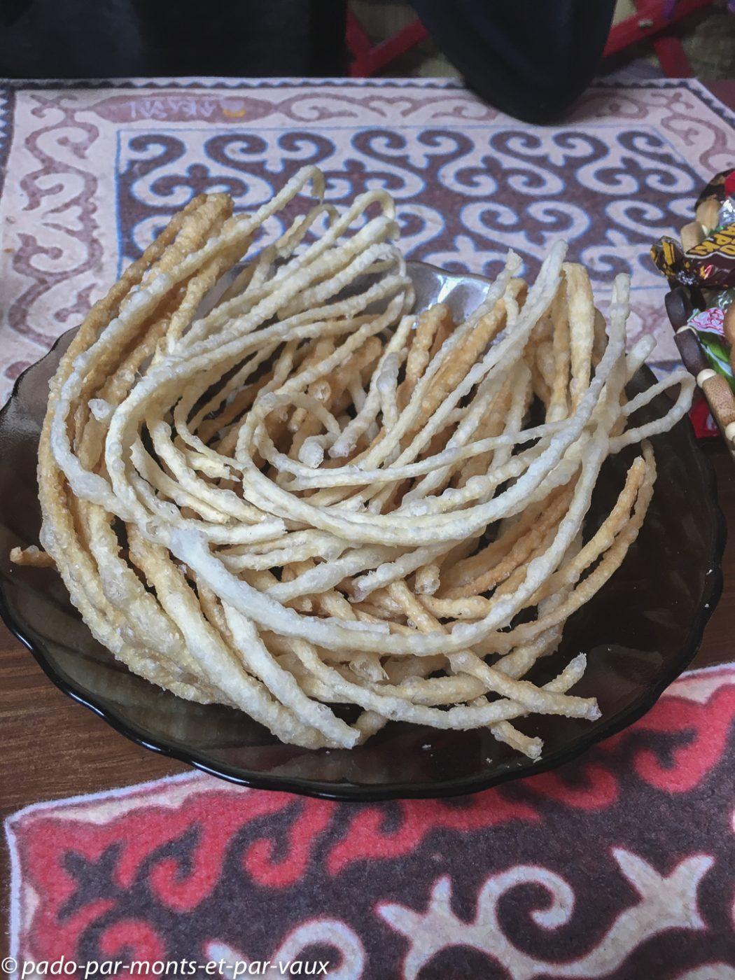 cuisine kirghize