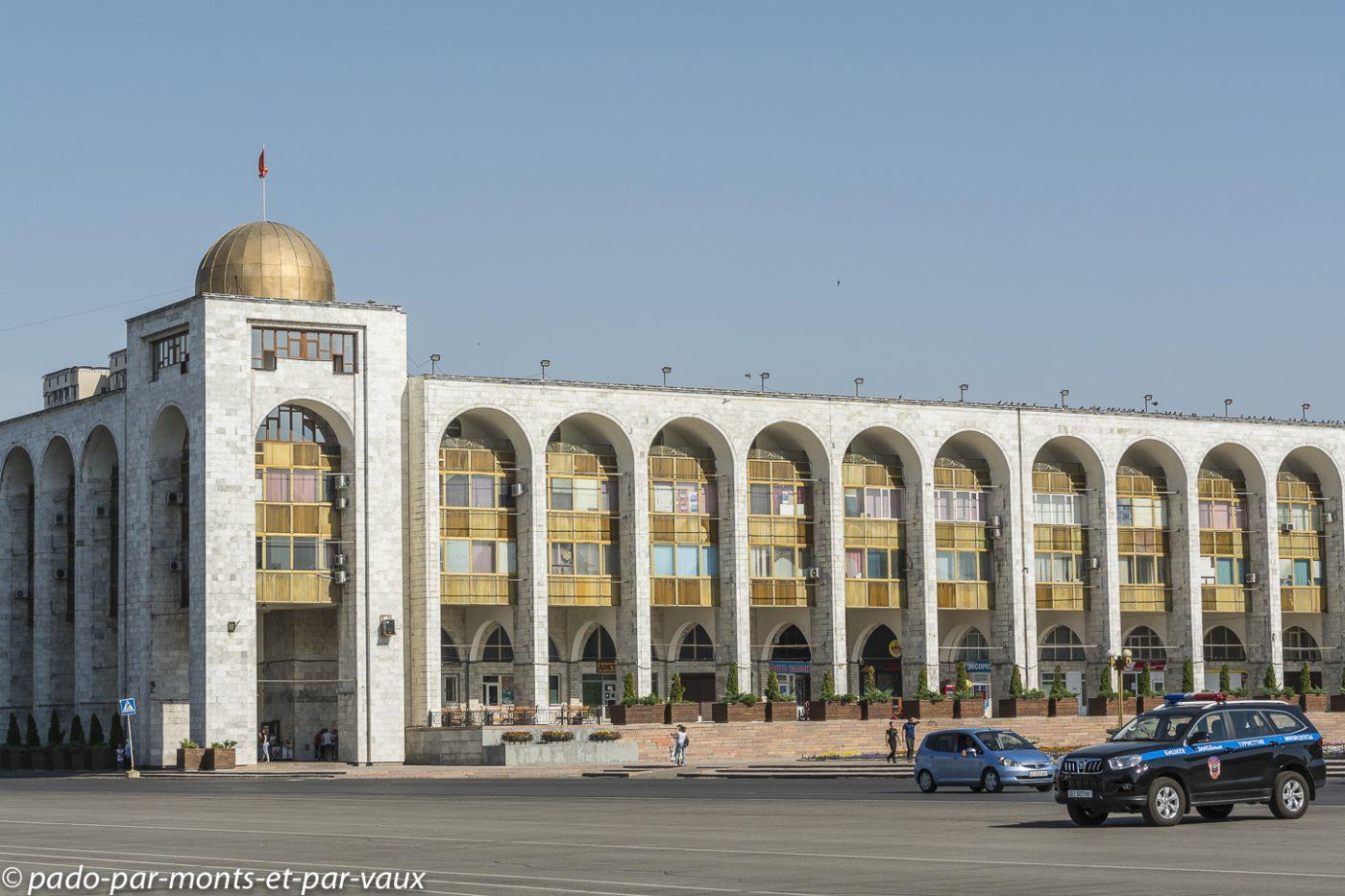 Bichkek - Place  Ala-Too