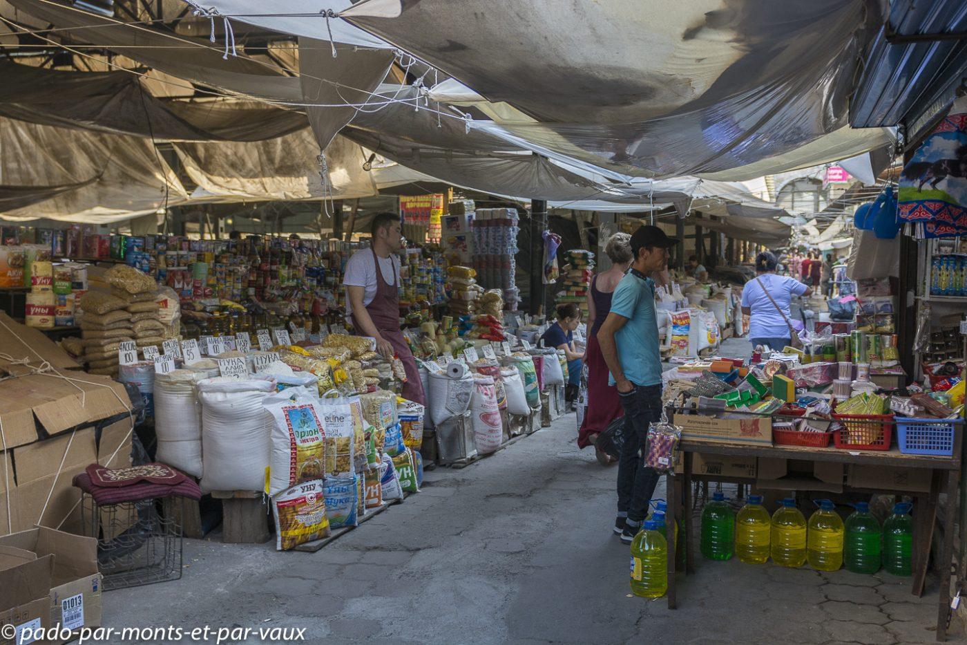 Bichkek  - bazar