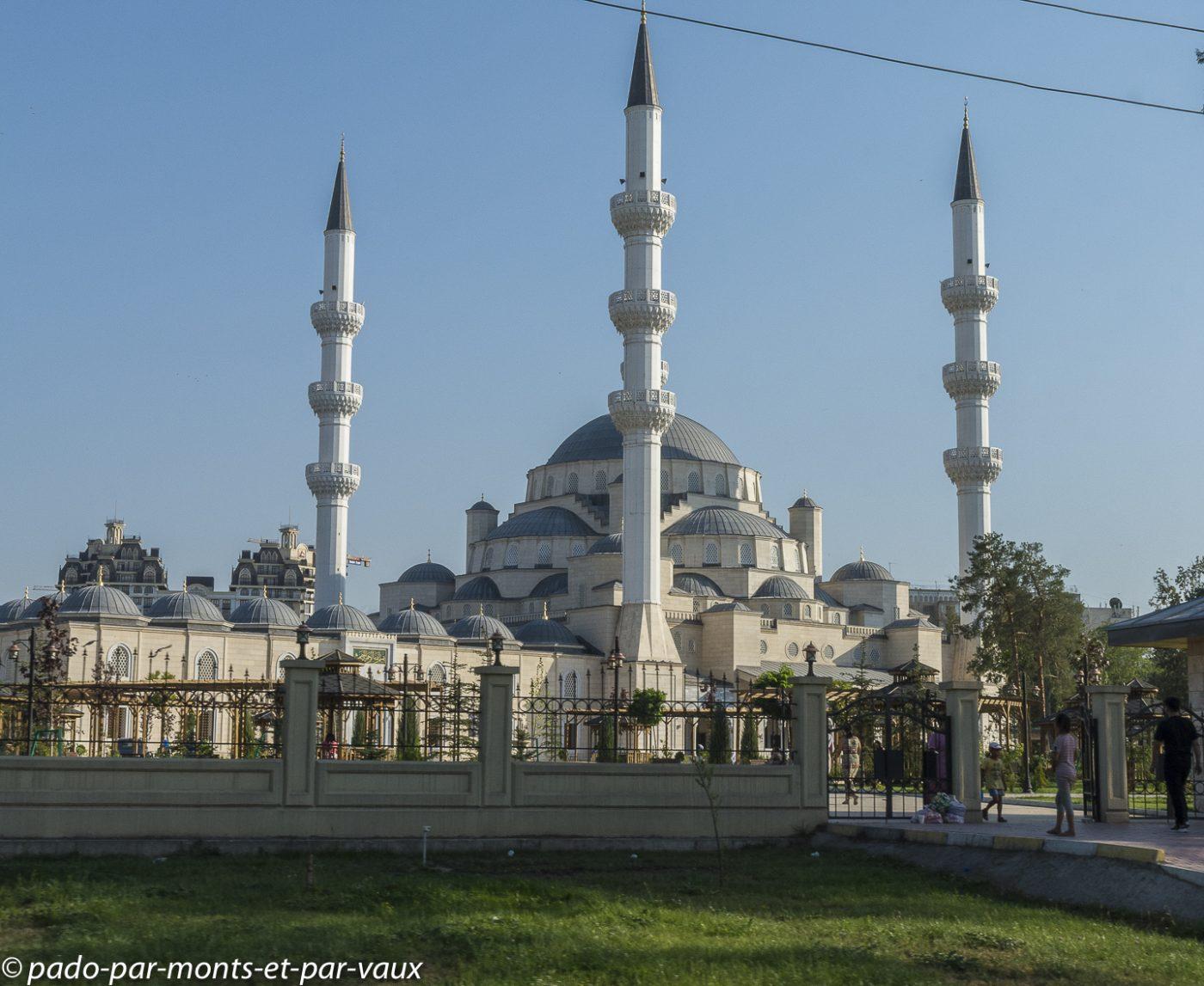 Bichkek - Mosquée