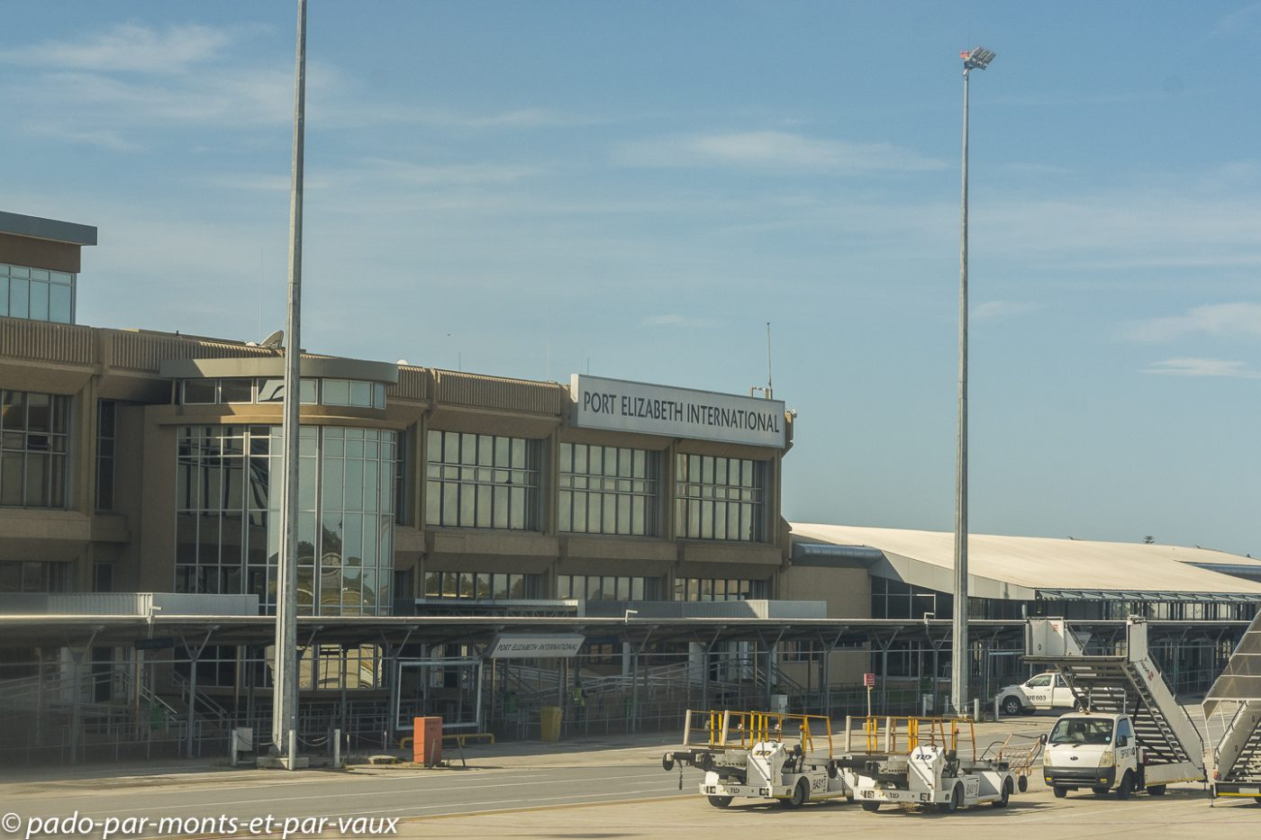 aéroport de Port Elizabeth