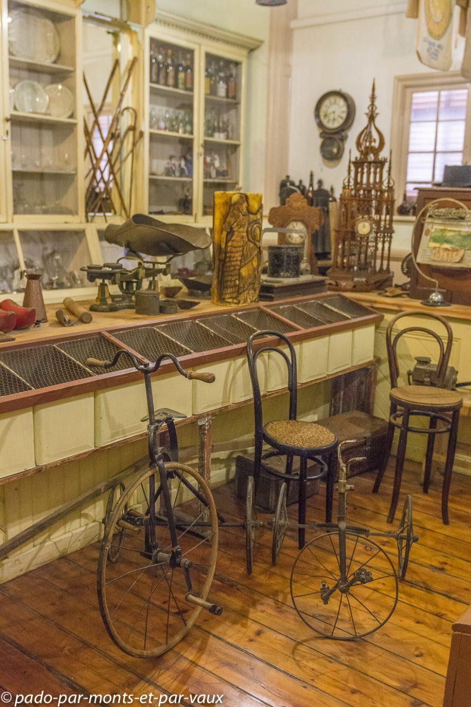Oudtshoorn - musée Charles Paul Nel