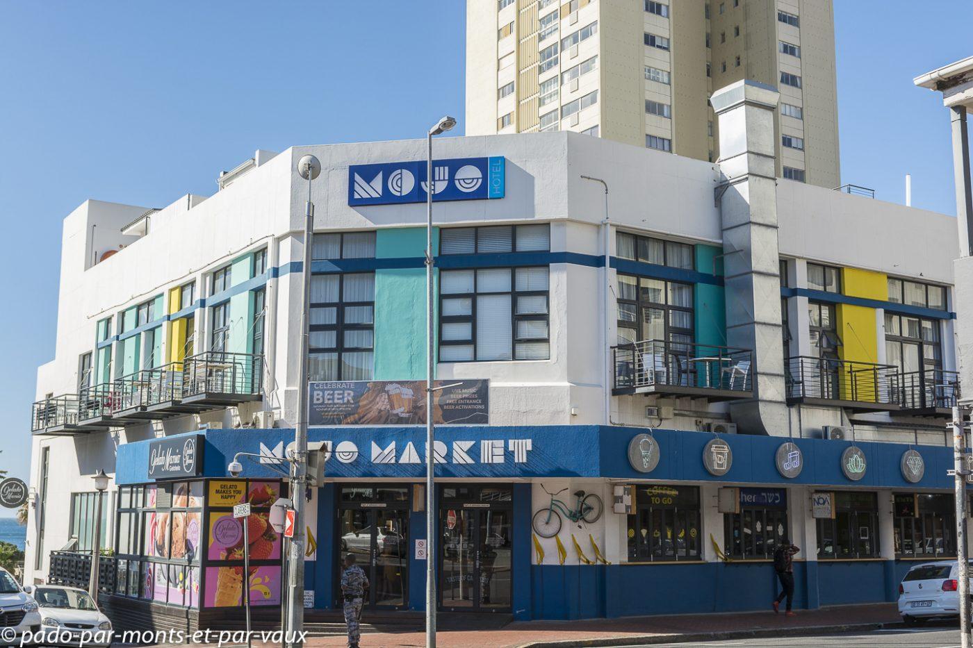 Cape Town -  Mojo market