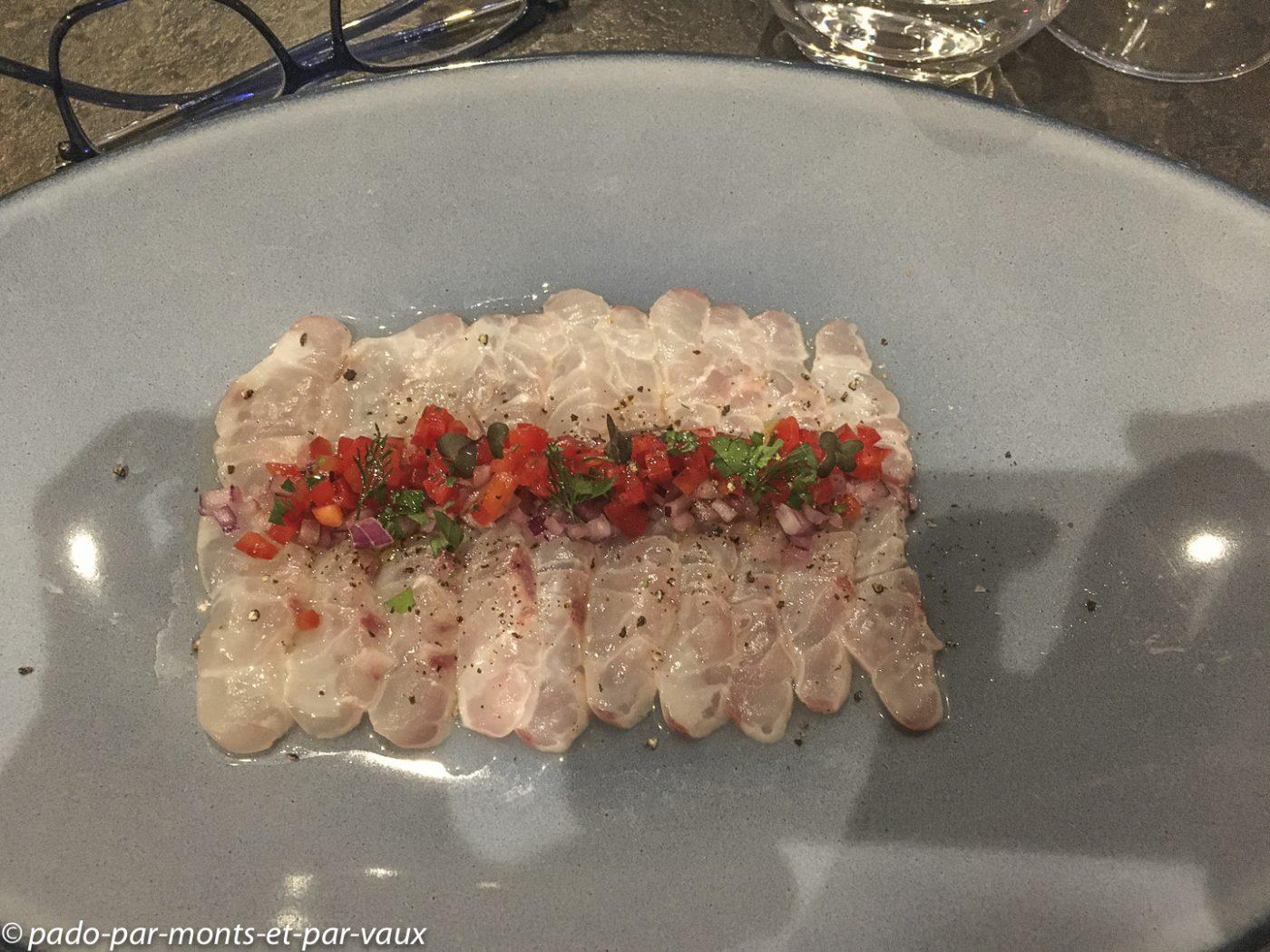 Ceviche de poisson