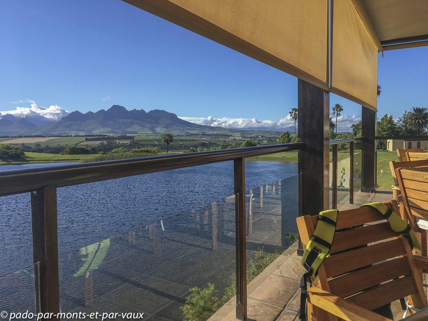 Asara hotel - Stellenbosch