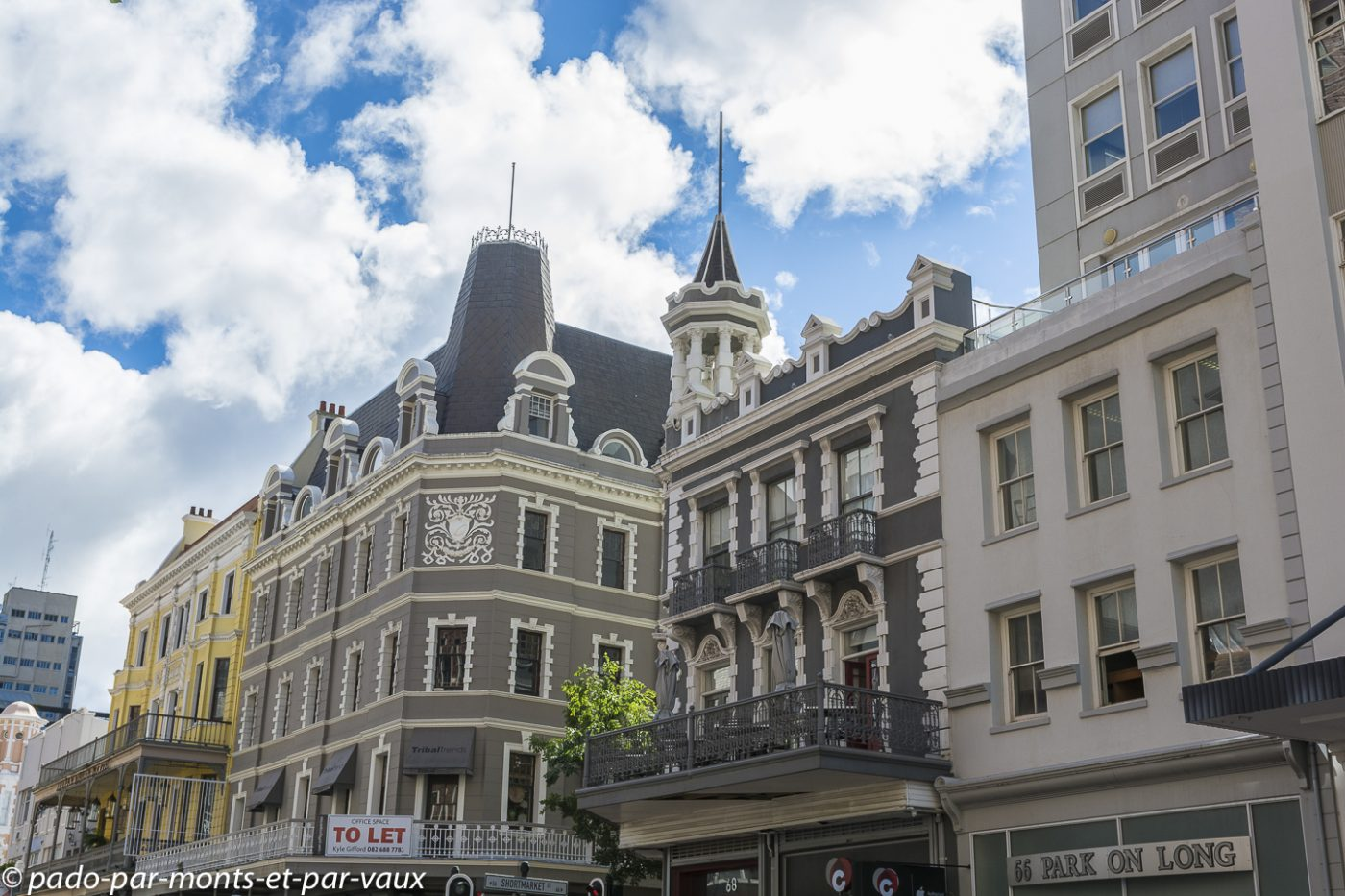Cape Town - quartier de Long street