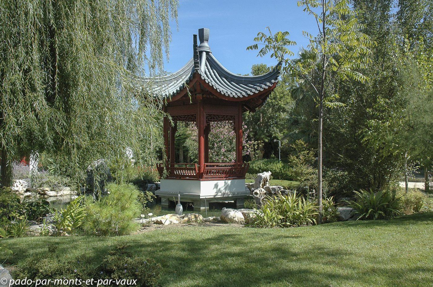 Parc Borely - Jardin botanique