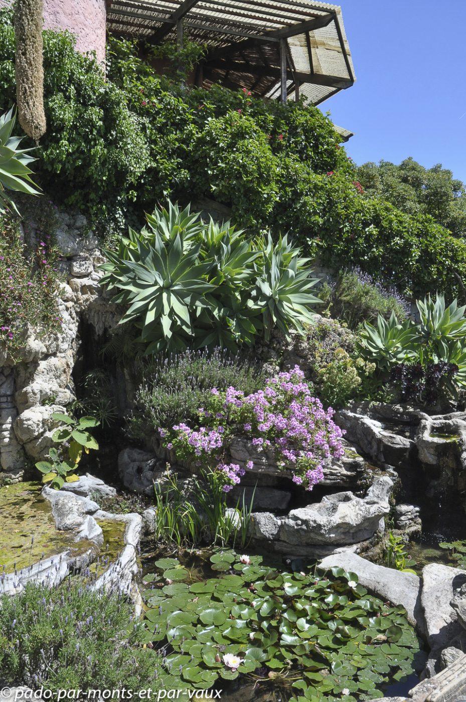 Jardin Hanbury