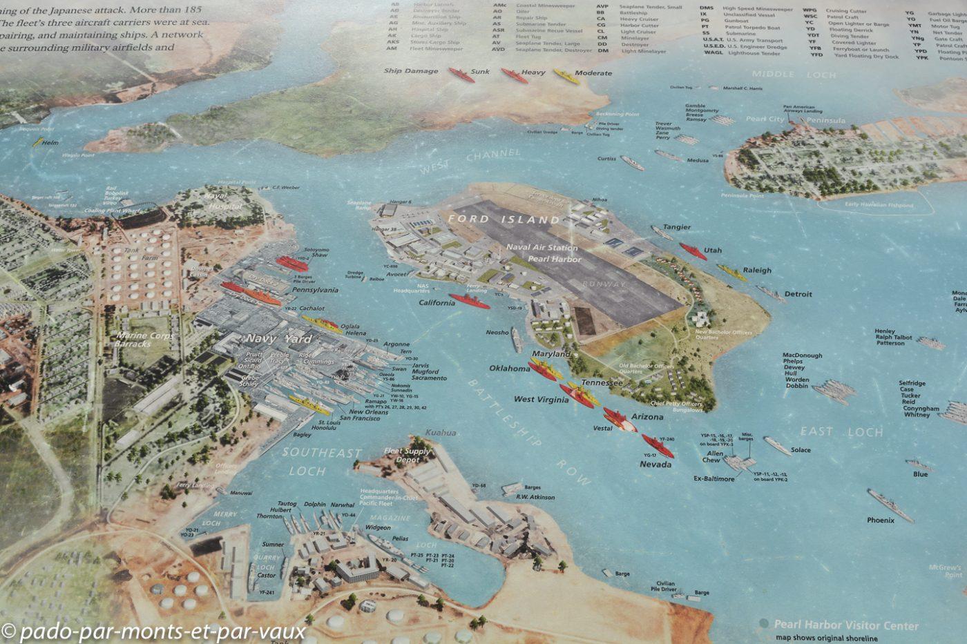 Honolulu - Pearl Harbor
