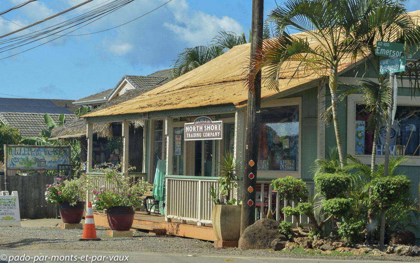 Oahu - North Shore