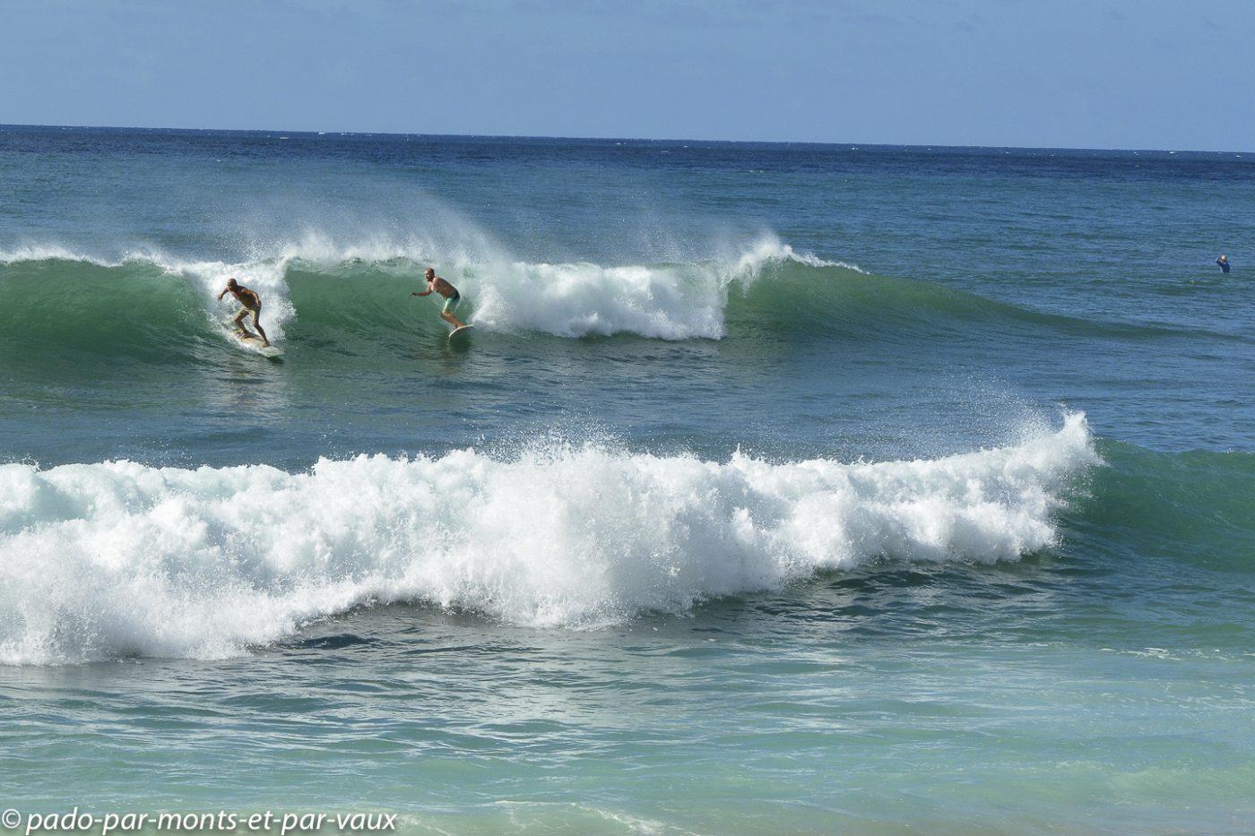Oahu - North Shore - Banzai pipeline