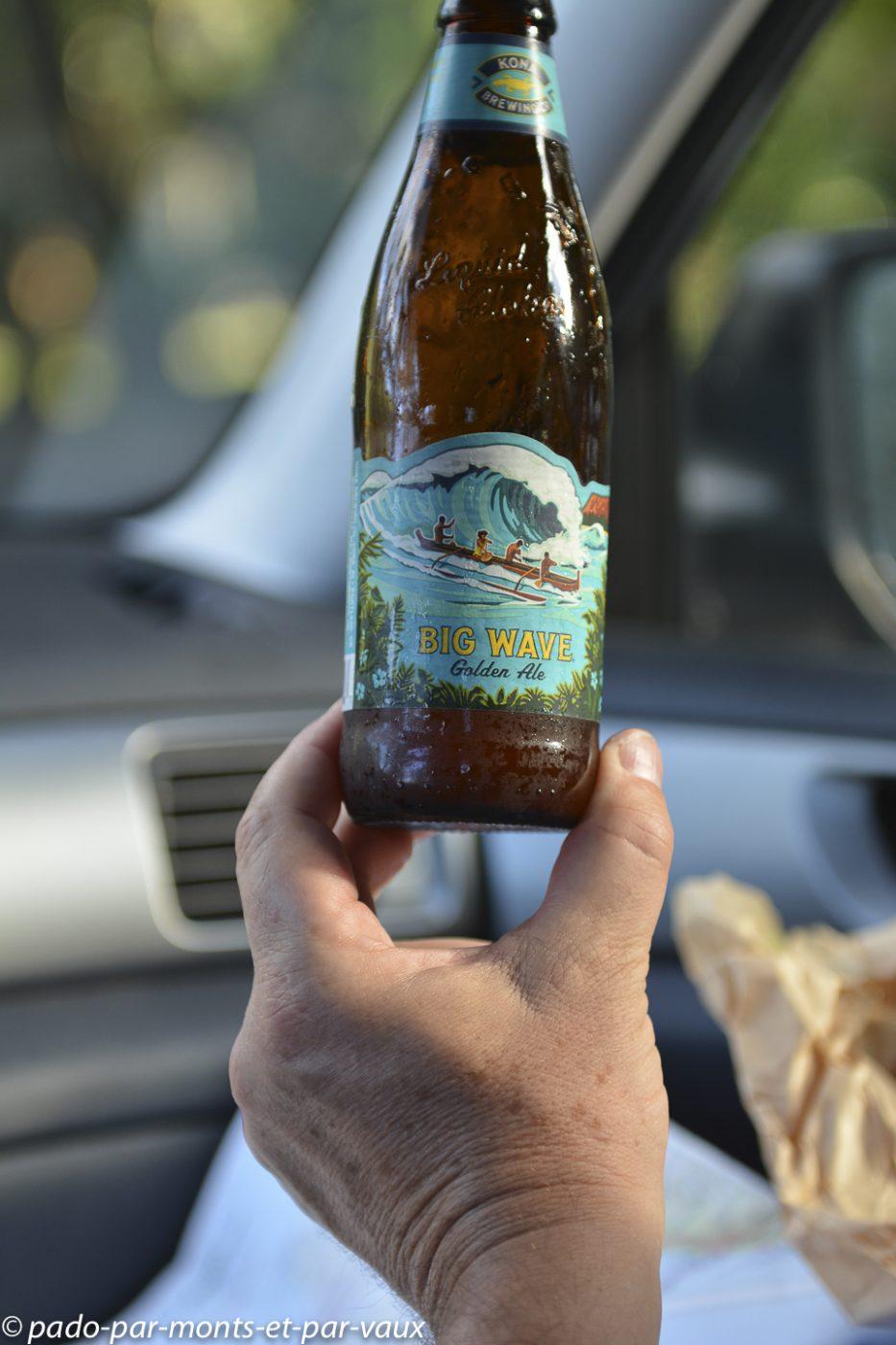 Hawaii - Bière locale