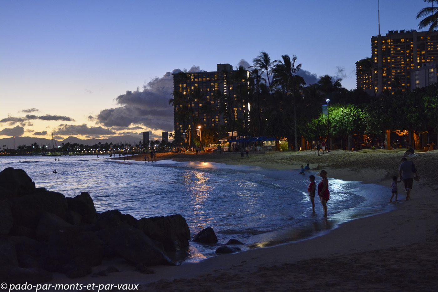 Oahu - Honolulu - Waikiki