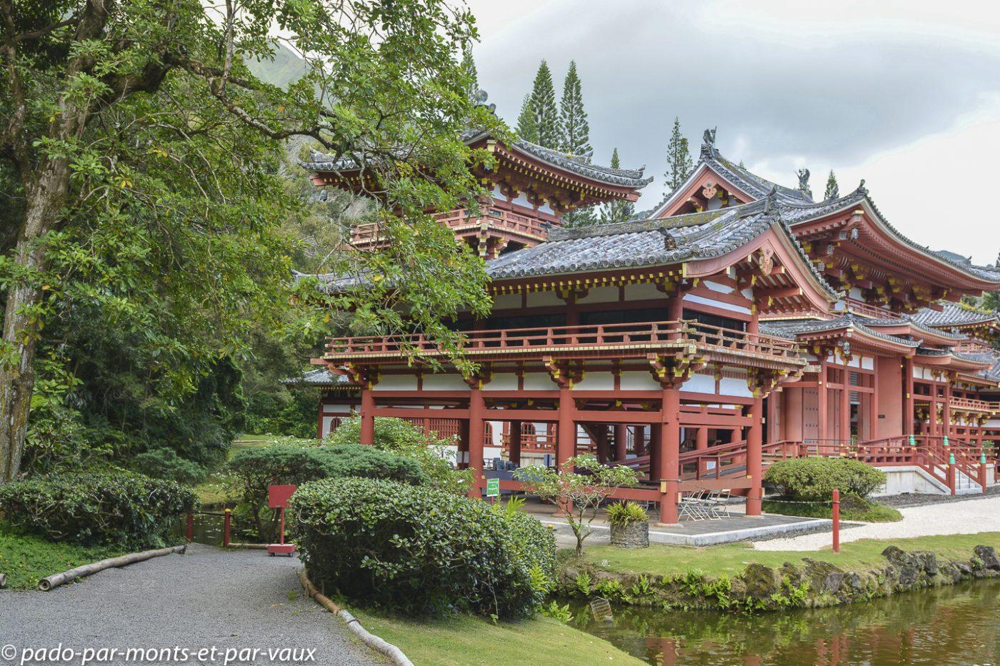 Oahu - Temple Byodo-in