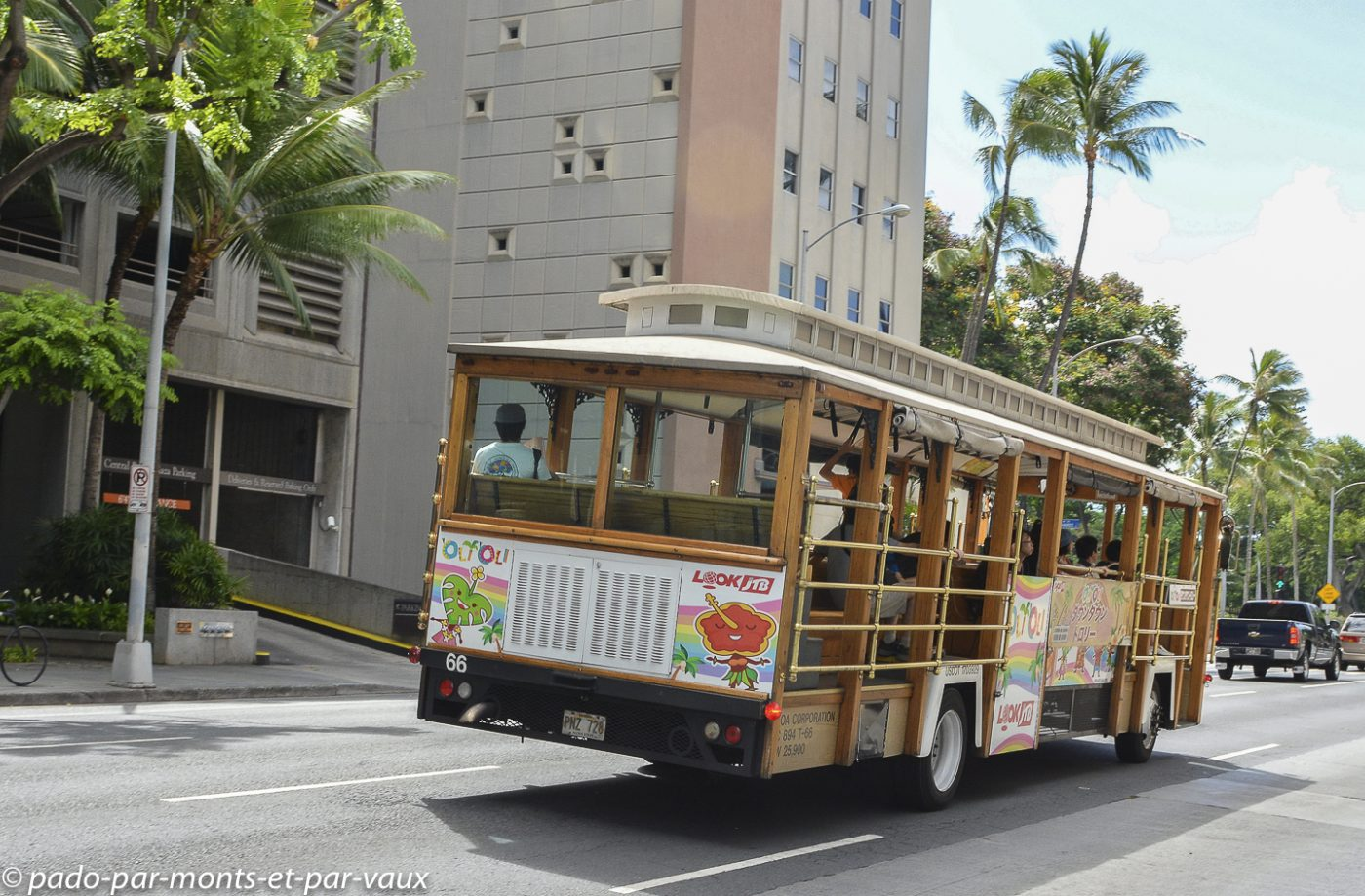 Honolulu - Downtown