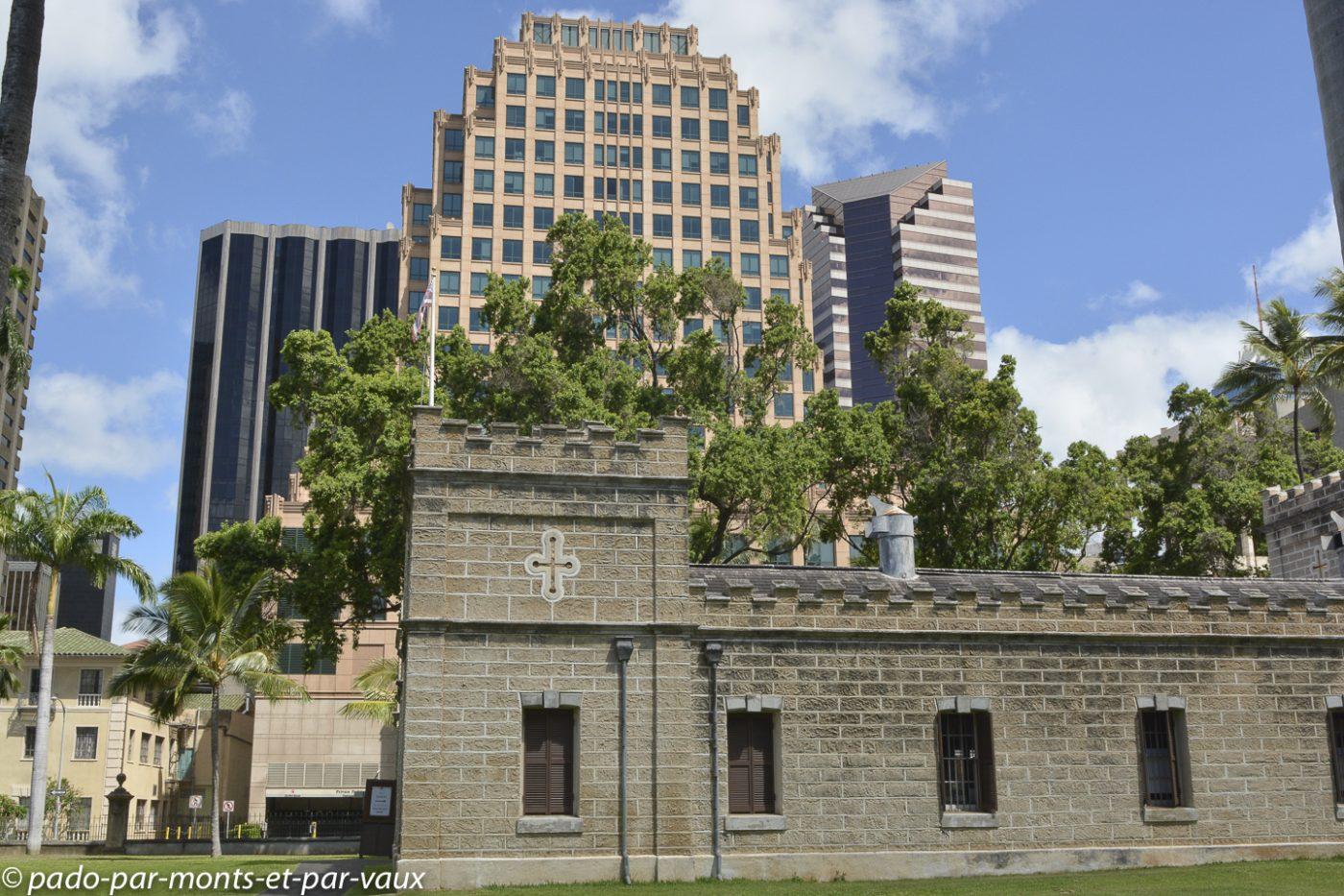 Honolulu - Downtown- Cassia nealae