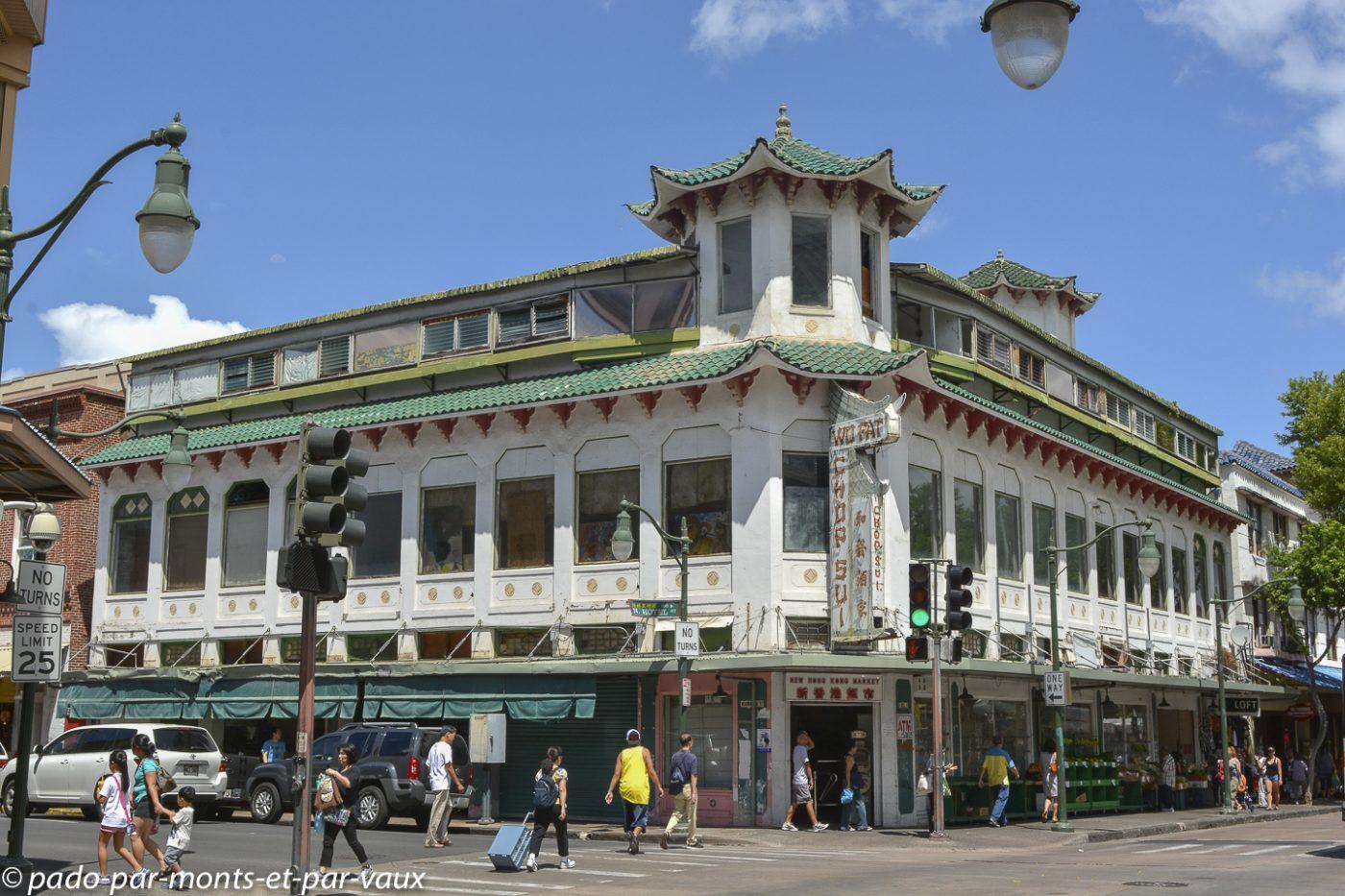 Honolulu - Chinatown