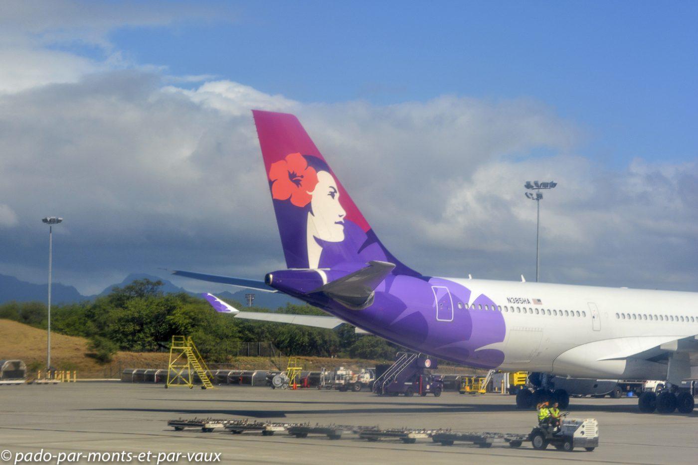 Aéroport d'Honolulu