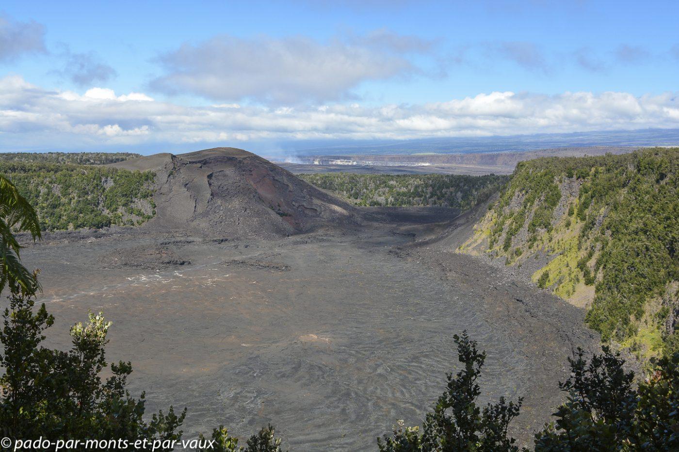 Big Island - parc des volcans