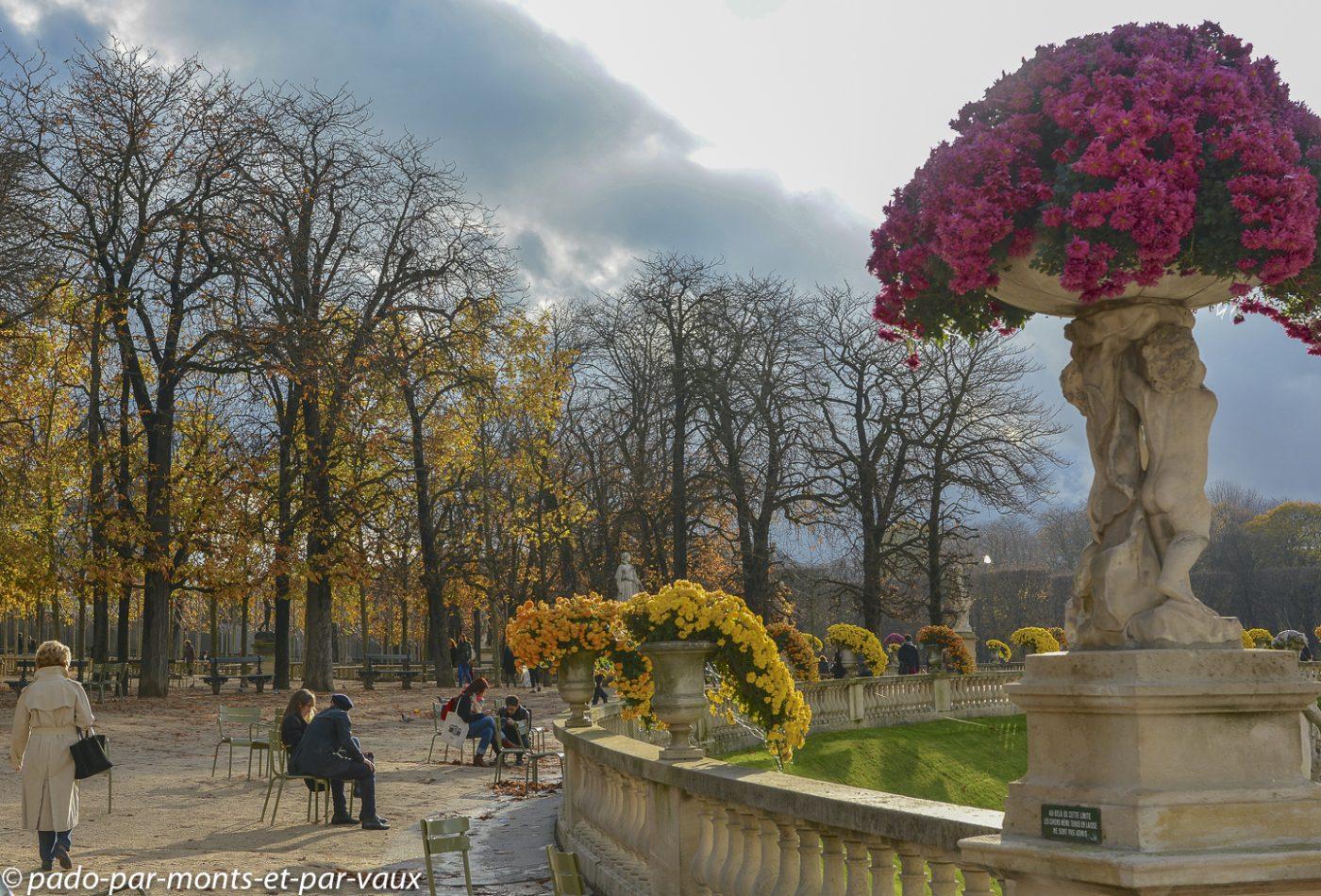 Jardin du Luxembourg - Paris