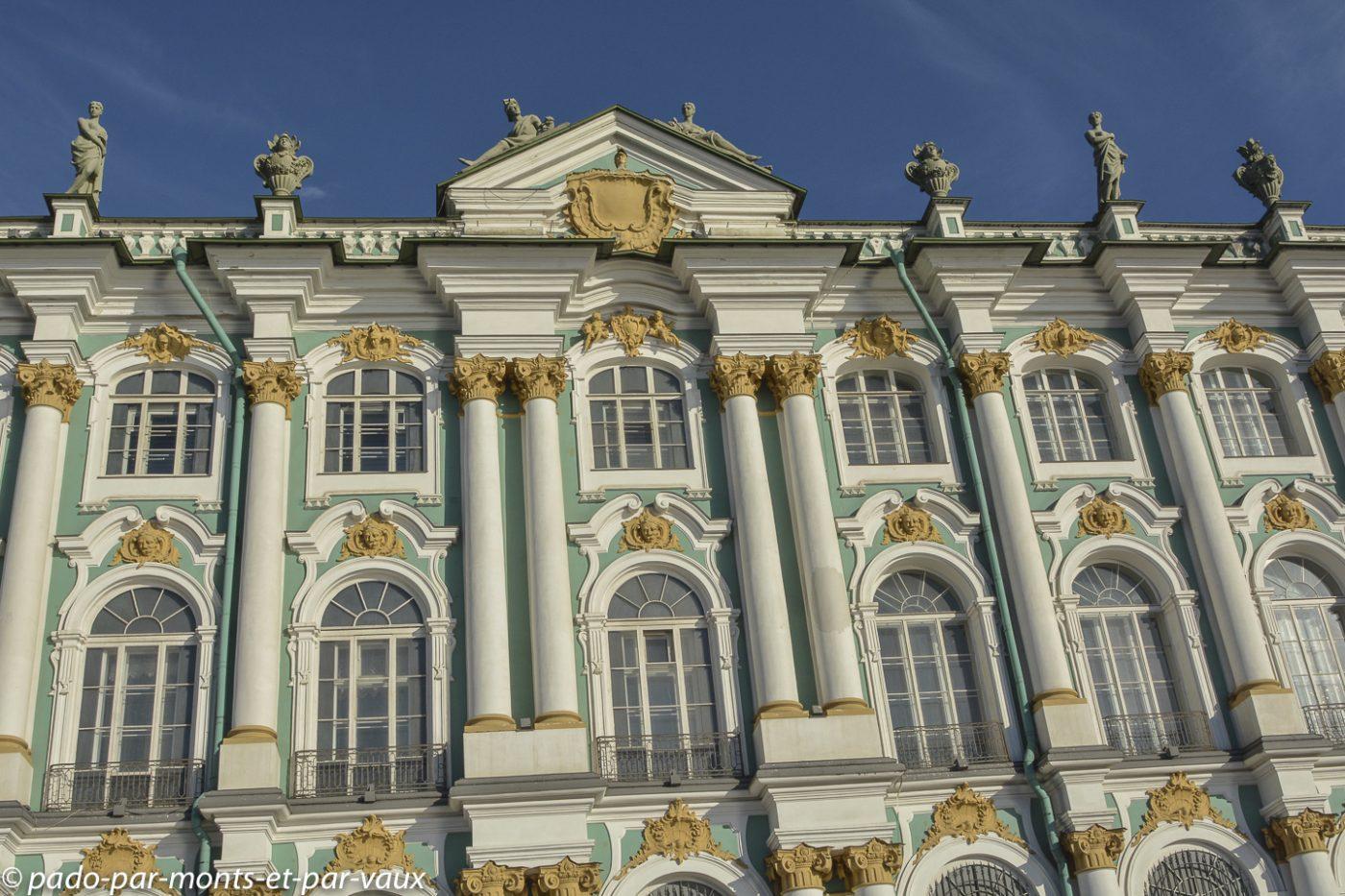 St Pétersbourg - Ermitage