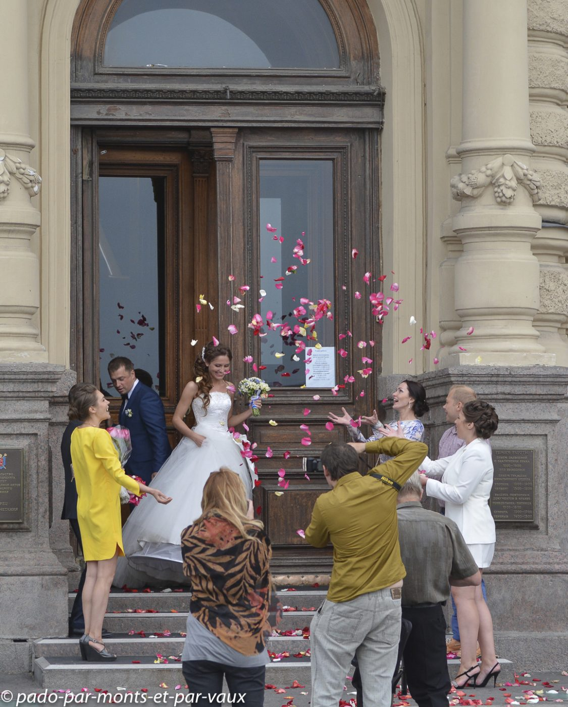 2015 - St Pétersbourg - mariage