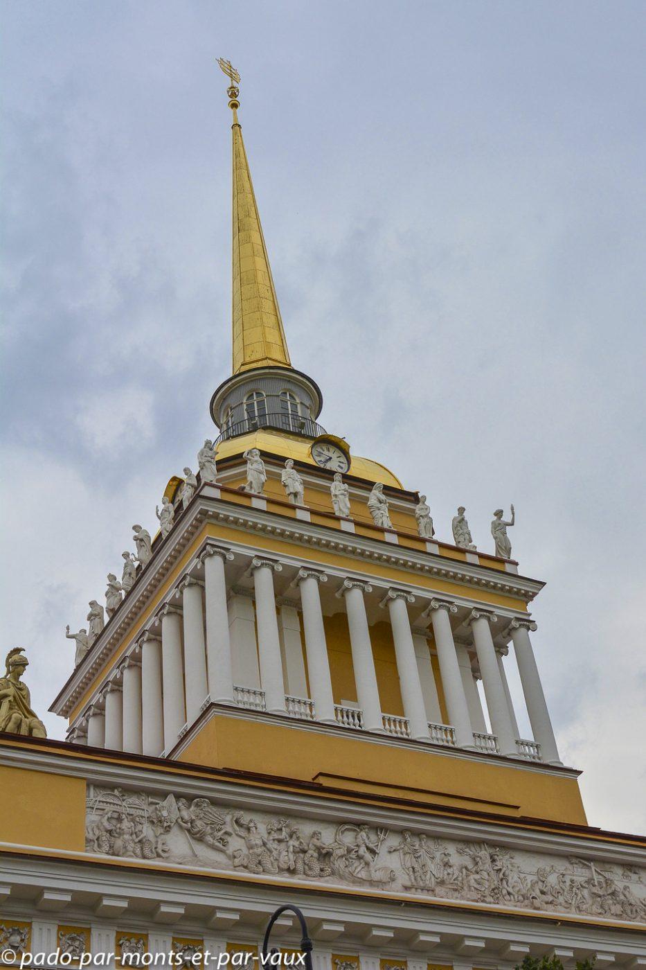 2015 - St Pétersbourg - Amirauté