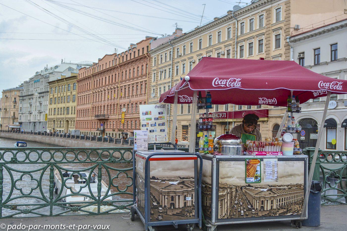 2015 - St Pétersbourg - glaces