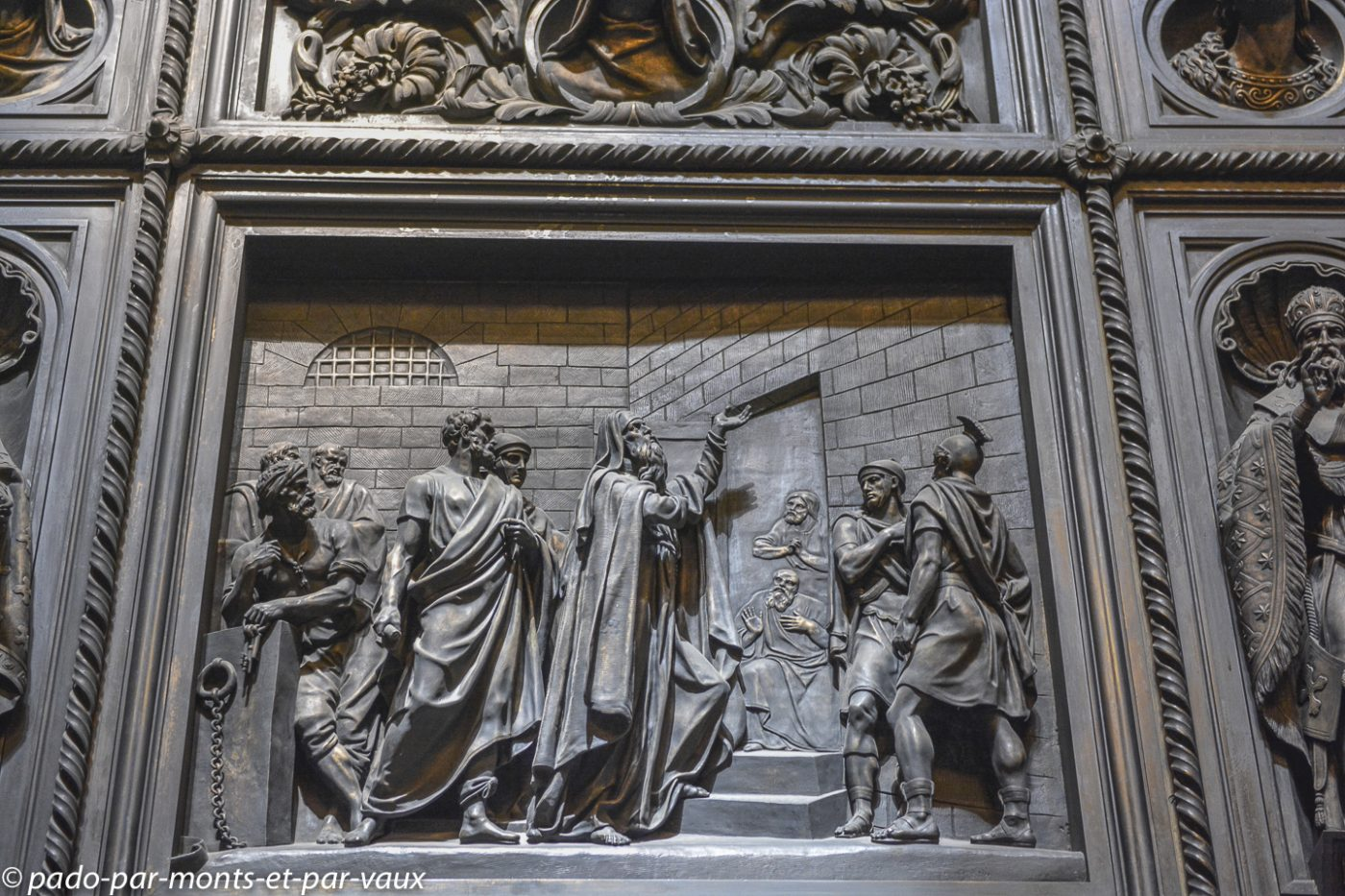 2015 - St Pétersbourg - cathédrale St Isaac