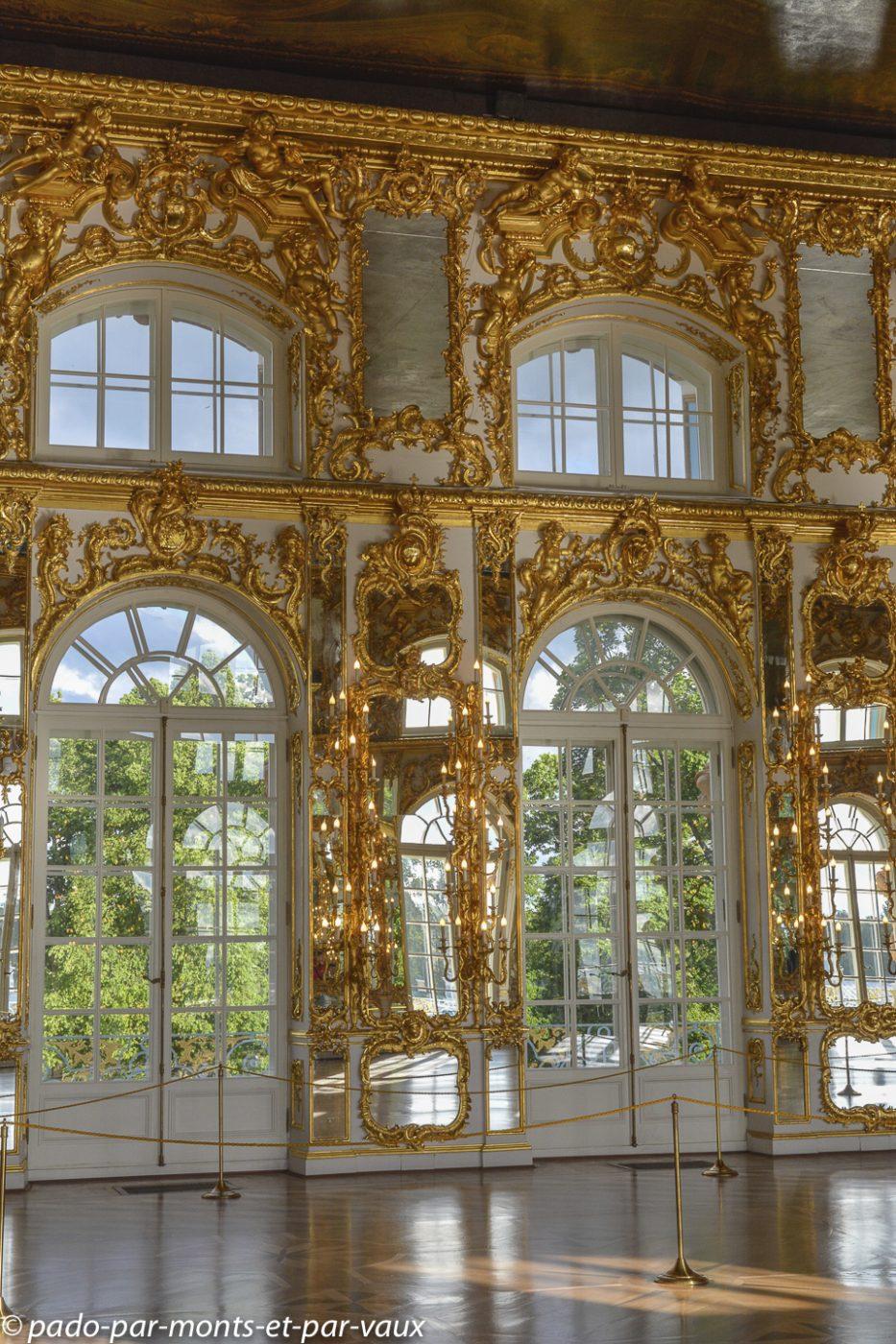 2015 - palais de Tsarskoïe Selo
