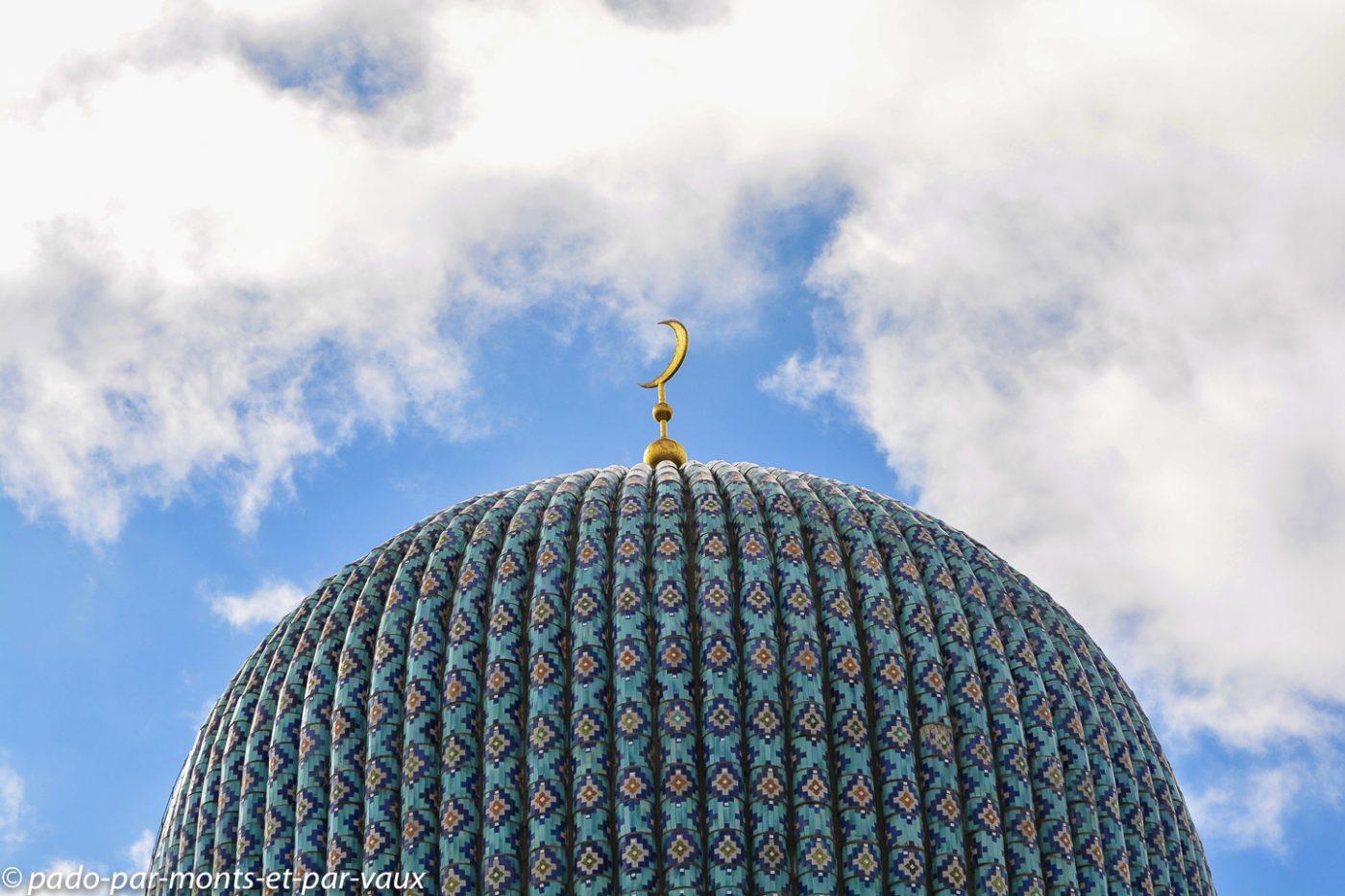 2015  St Pétersbourg - Mosquée