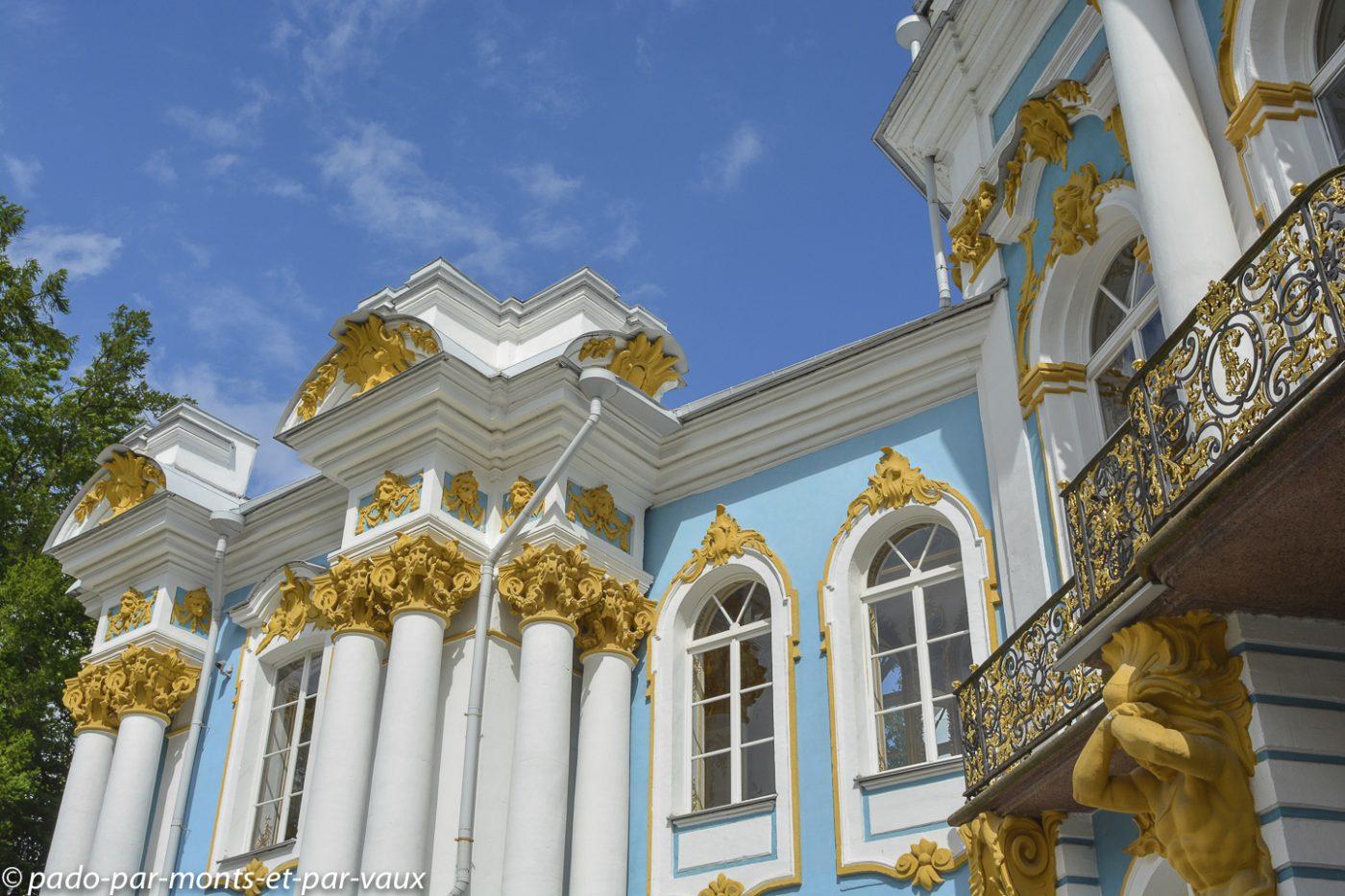 2015   Palais de Catherine - Ermitage