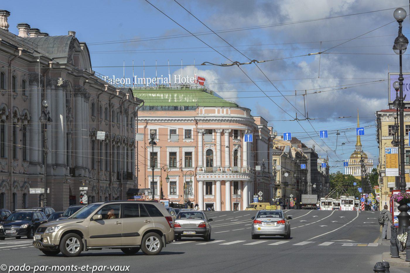 2015 - St Pétersbourg