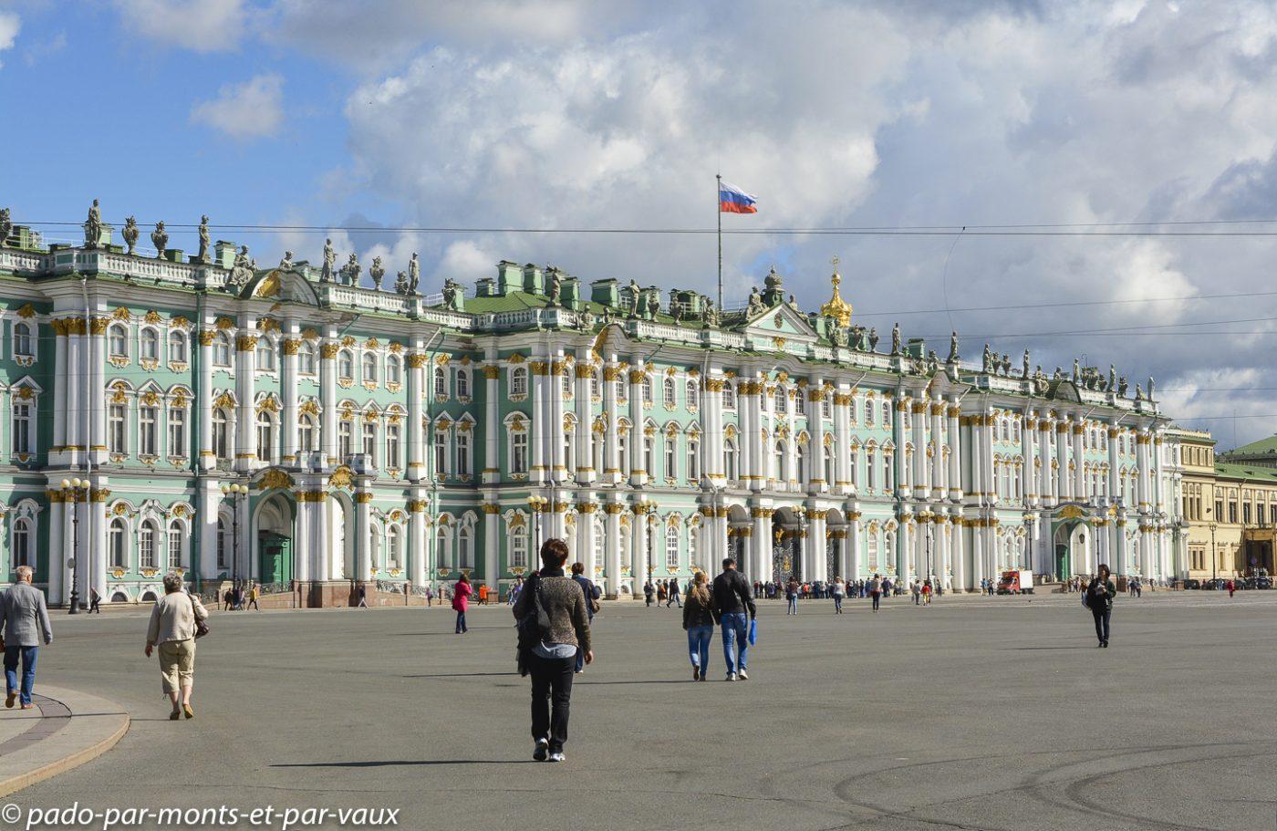 2015 - St Pétersbourg - Musée de l'Ermitage
