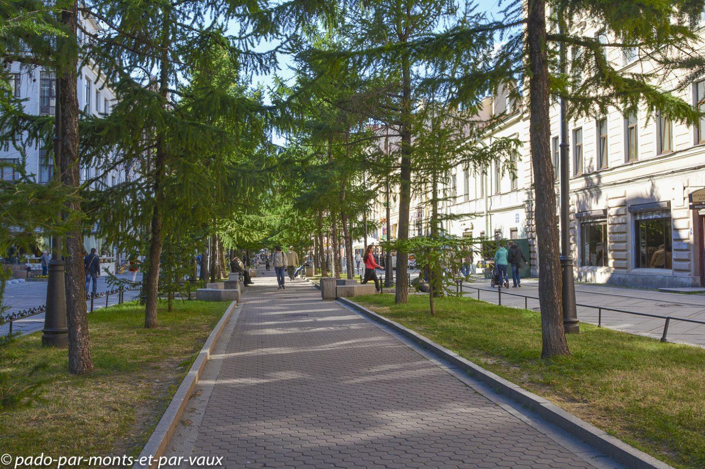 2015 - Saint Pétersbourg - Ile Vassilievski