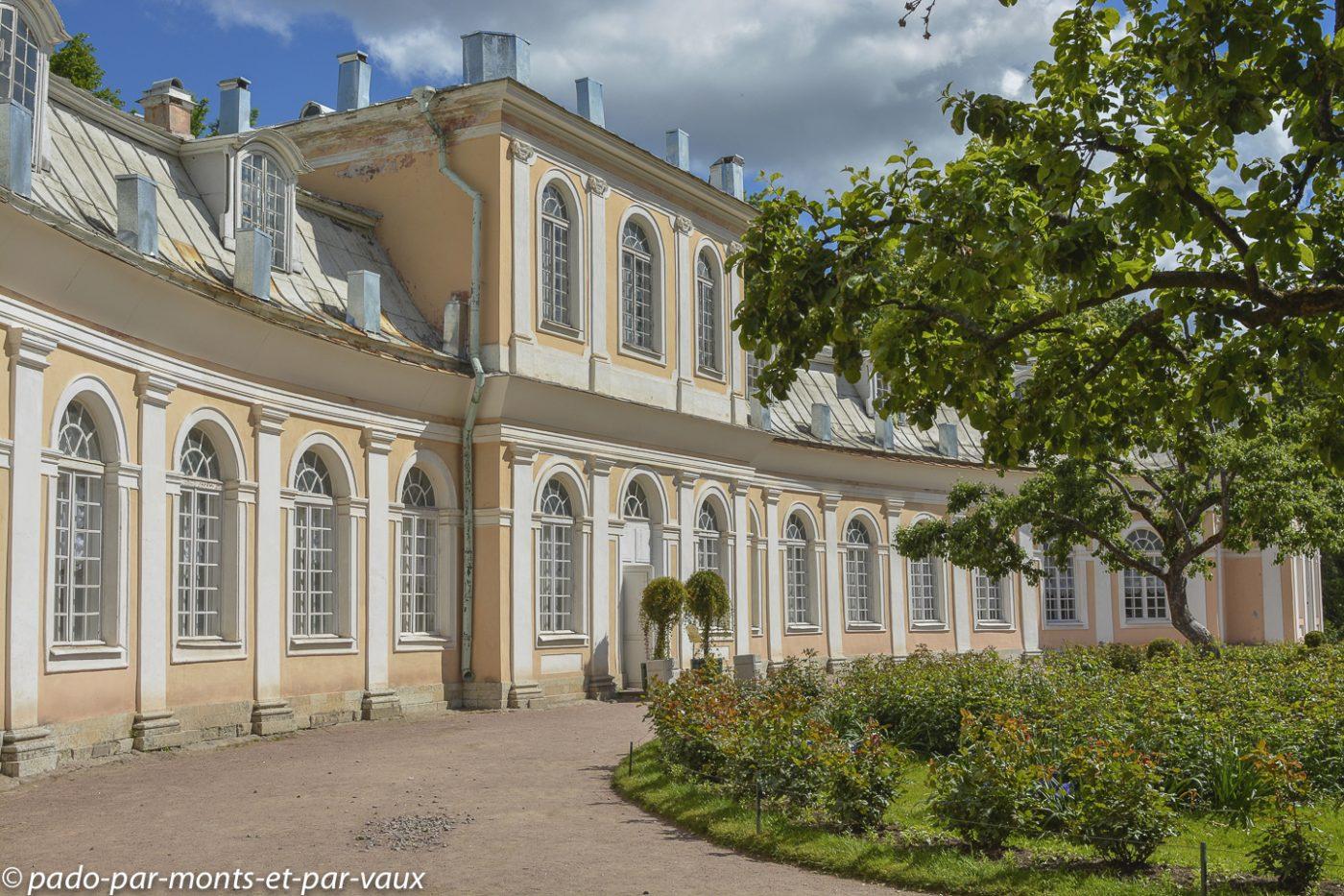 2015 -  Peterhof- les jardins